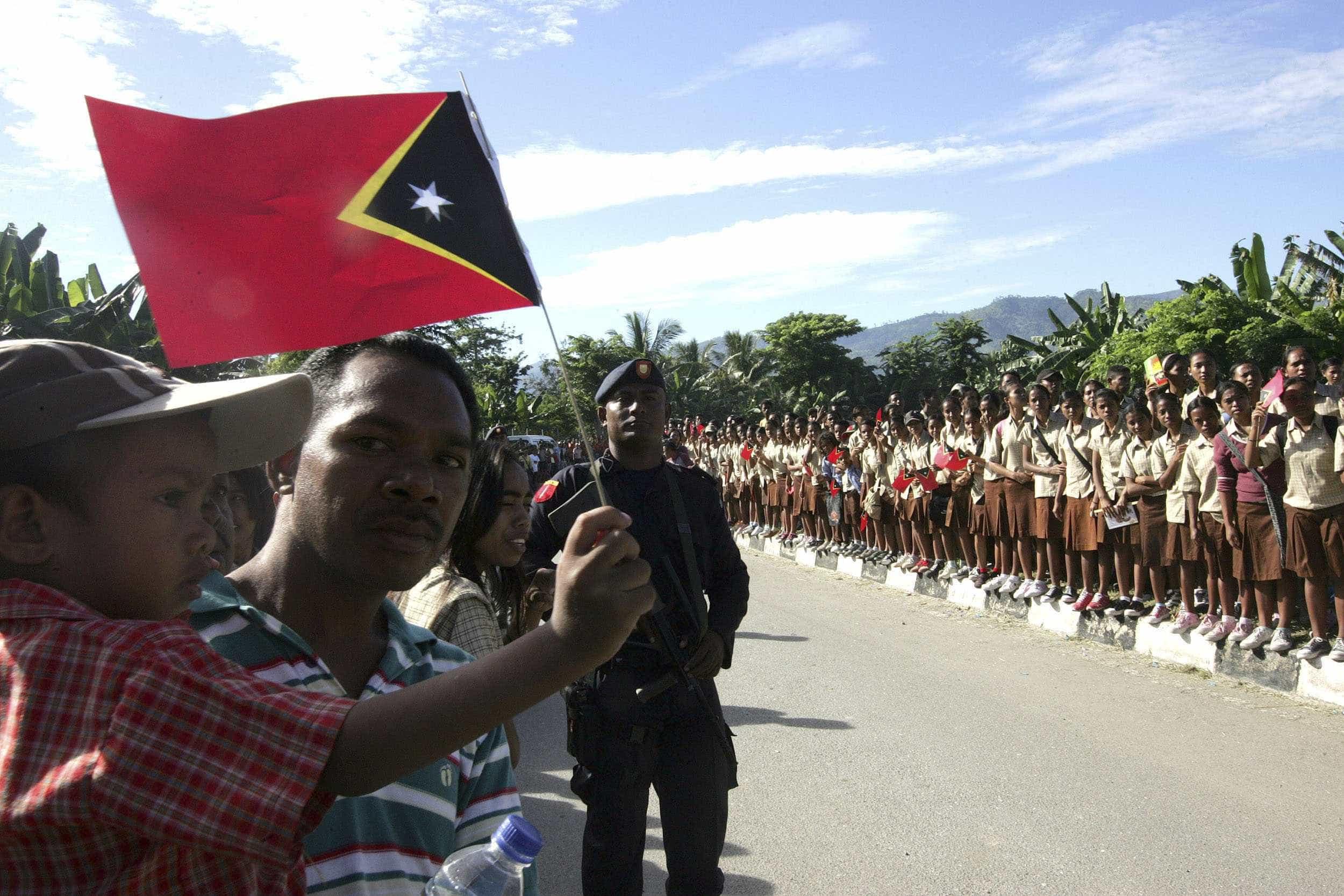 Petrolífera e Timor-Leste negoceiam exploração de poço no Mar de Timor