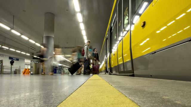 Governo lança concursos para expansão da rede do Metro do Porto