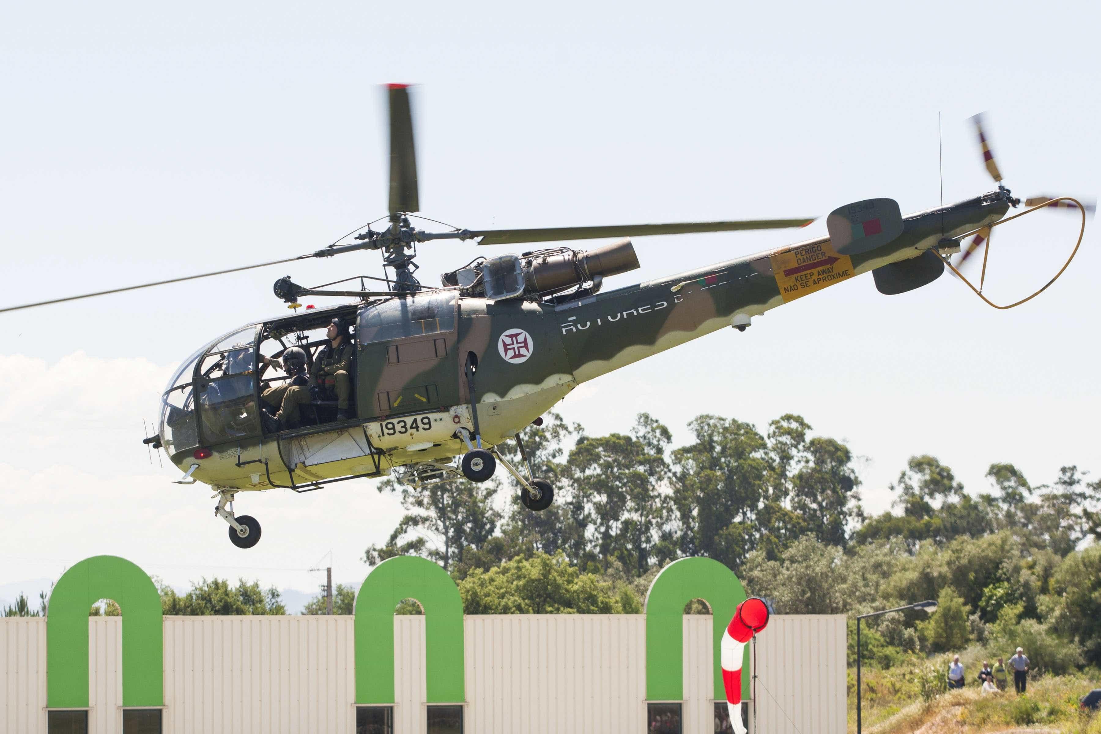 Portugal consagrou 1,35% do PIB à Defesa em 2018, longe da meta da NATO