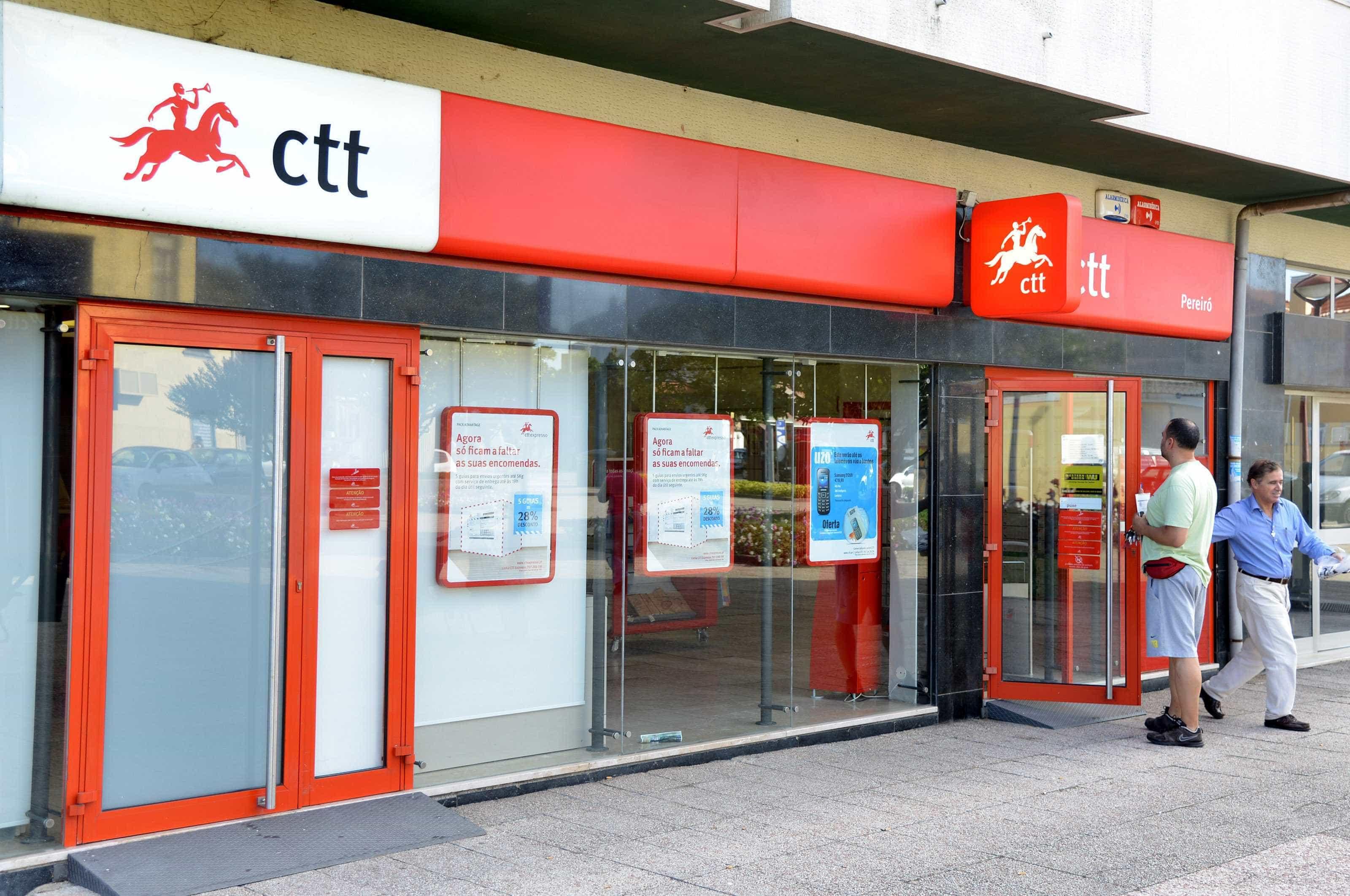 Apesar do fecho de estações, CTT têm mais pontos de acesso