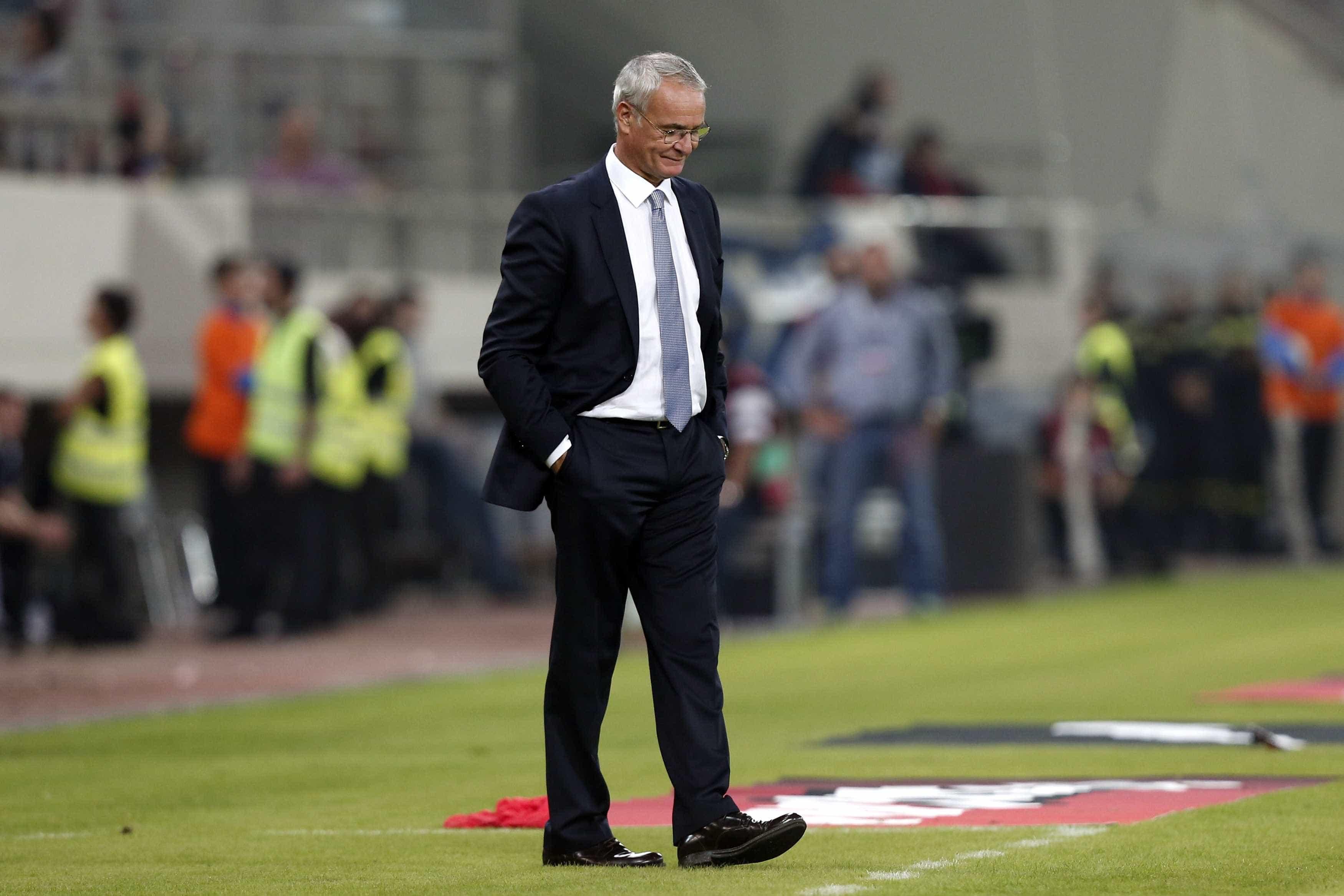 The Sun revela que despedimento de Ranieri está relacionado com andebol