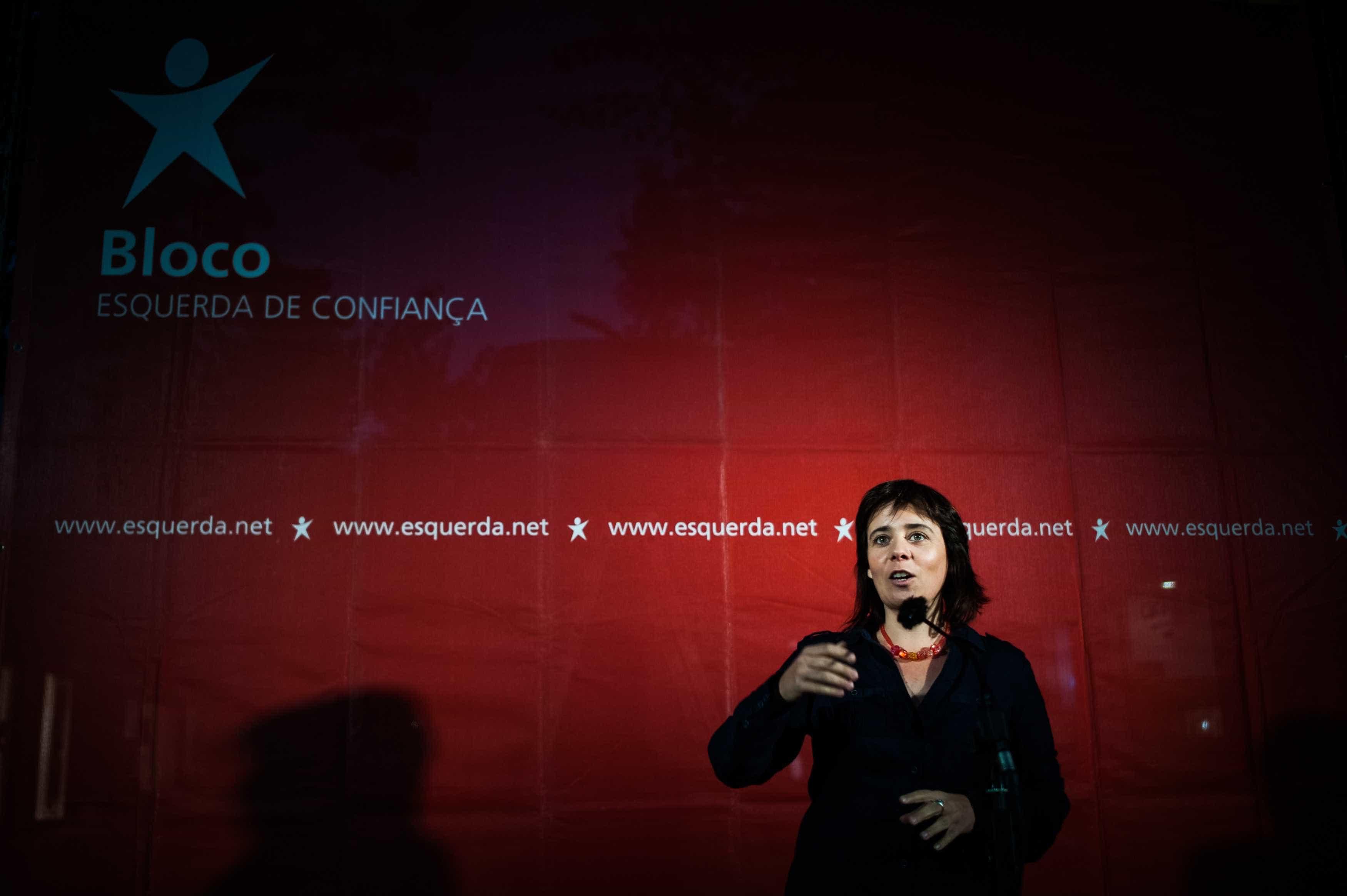 Lista de Catarina Martins consegue 70 dos 80 mandatos na Mesa Nacional