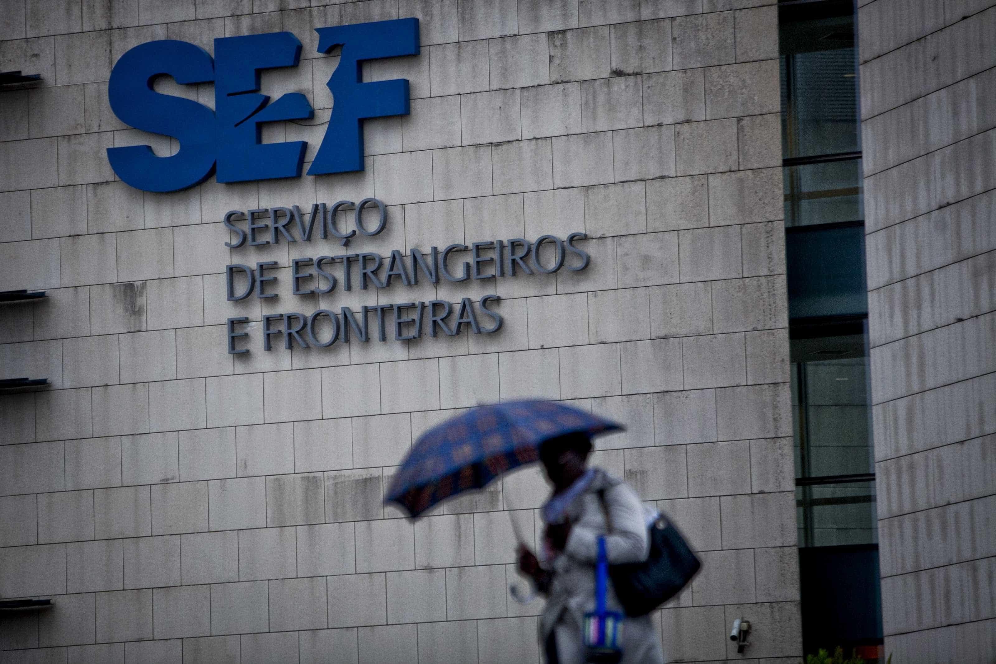 SEF deteta no Algarve oito pessoas em situação irregular em Portugal