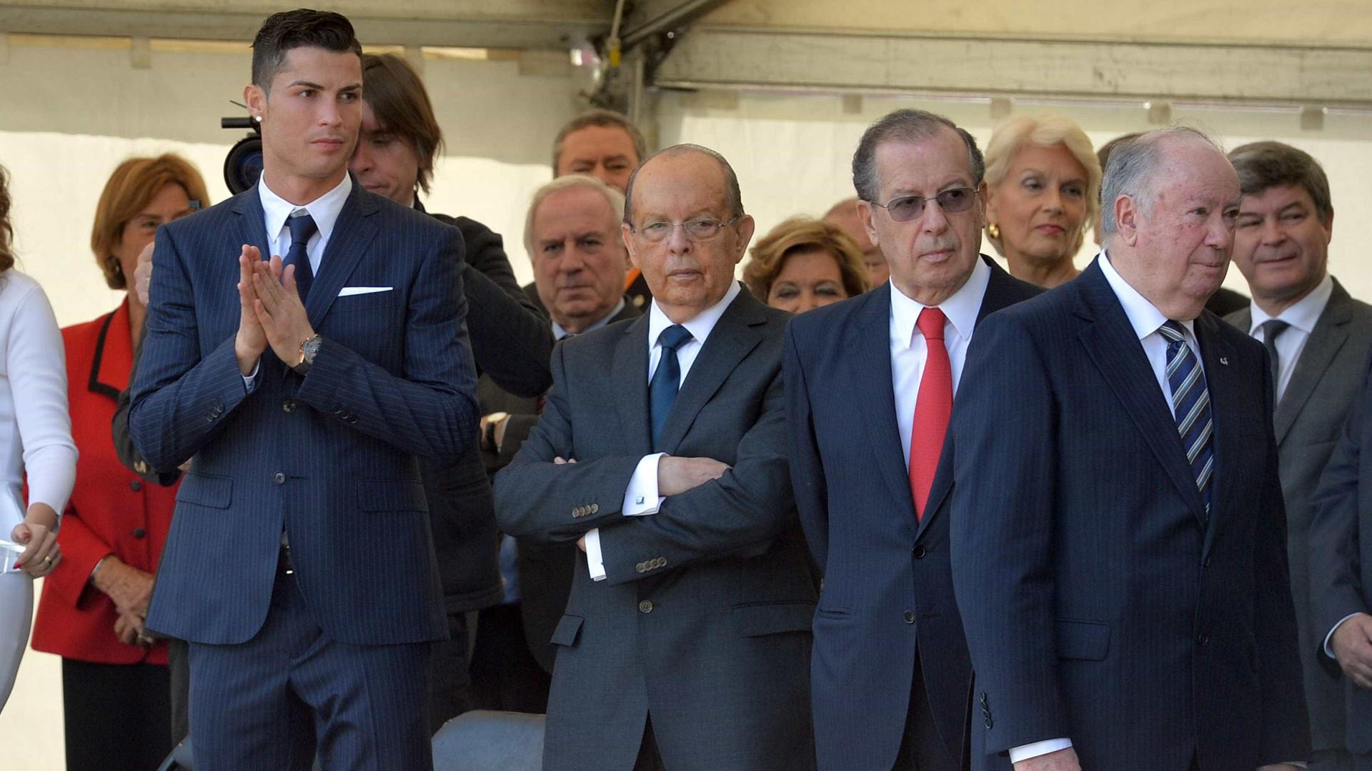d777dcc7f48bc Cristiano Ronaldo não esperava ter uma estátua em vida