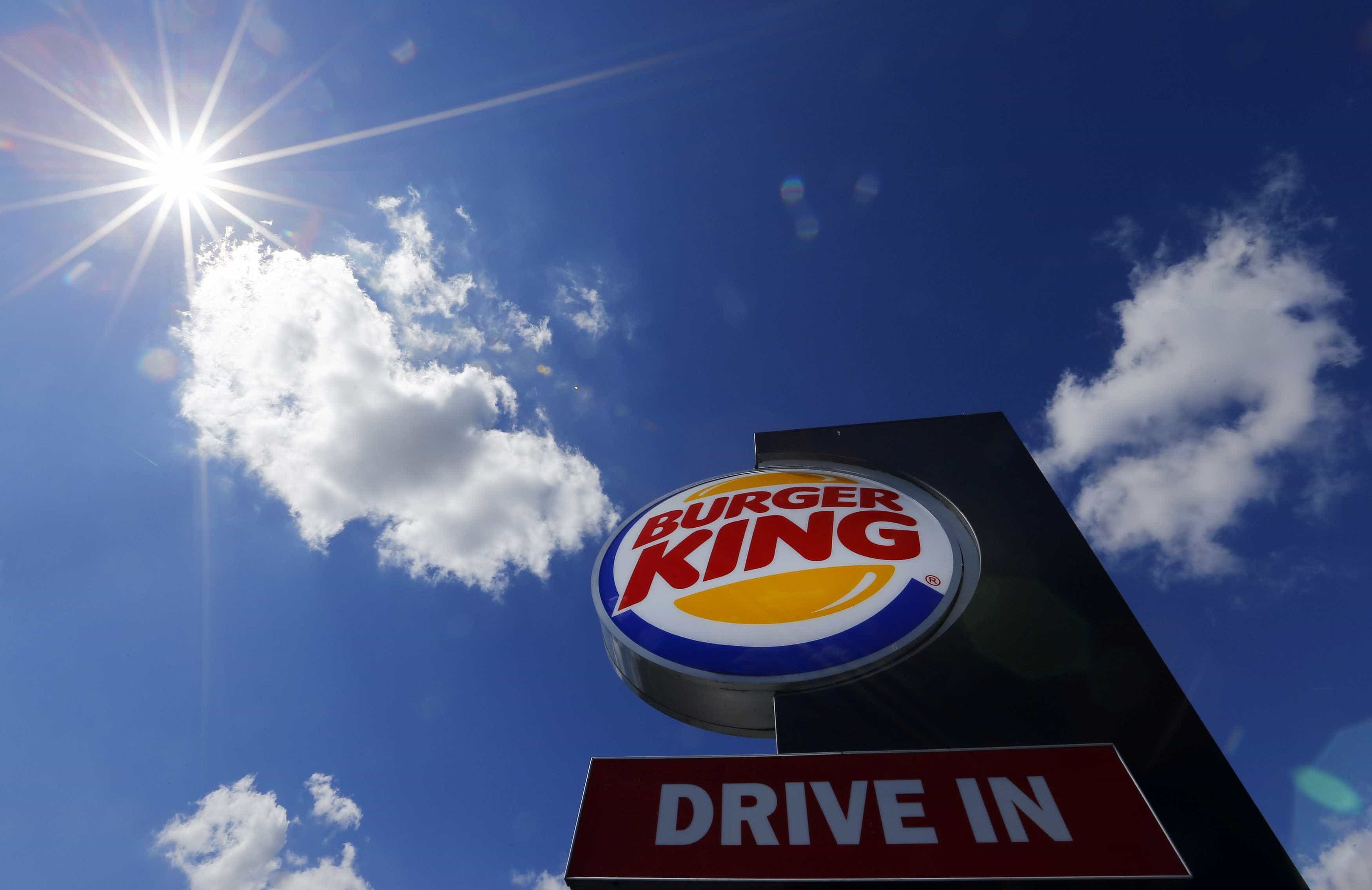 E o prémio de marca mais criativa de 2018 vai para... Burger King