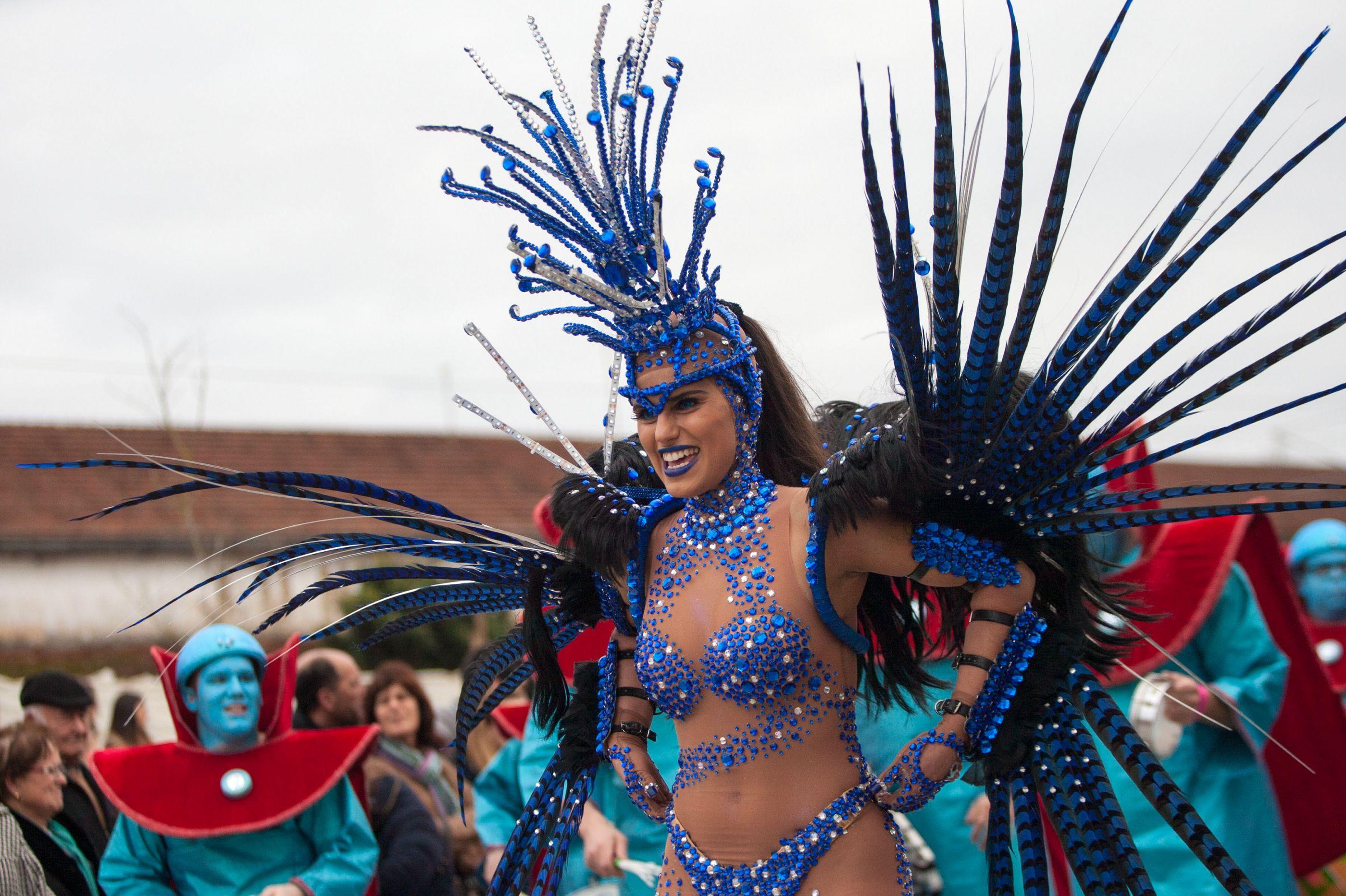 Previsão de mau tempo adia Carnaval de Buarcos/Figueira da Foz
