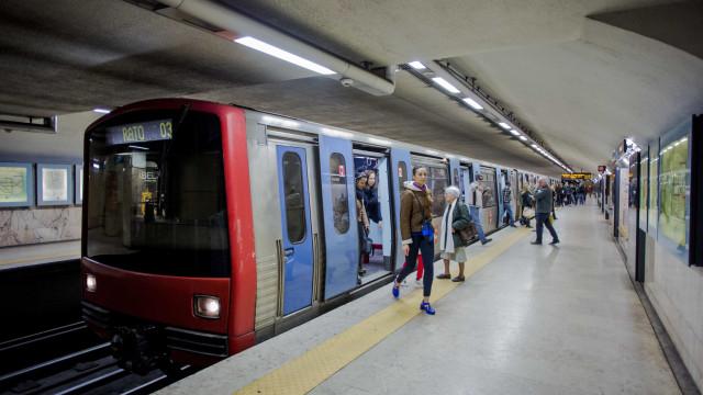 Faz hoje 21 anos que estas estações do Metro mudaram de nome