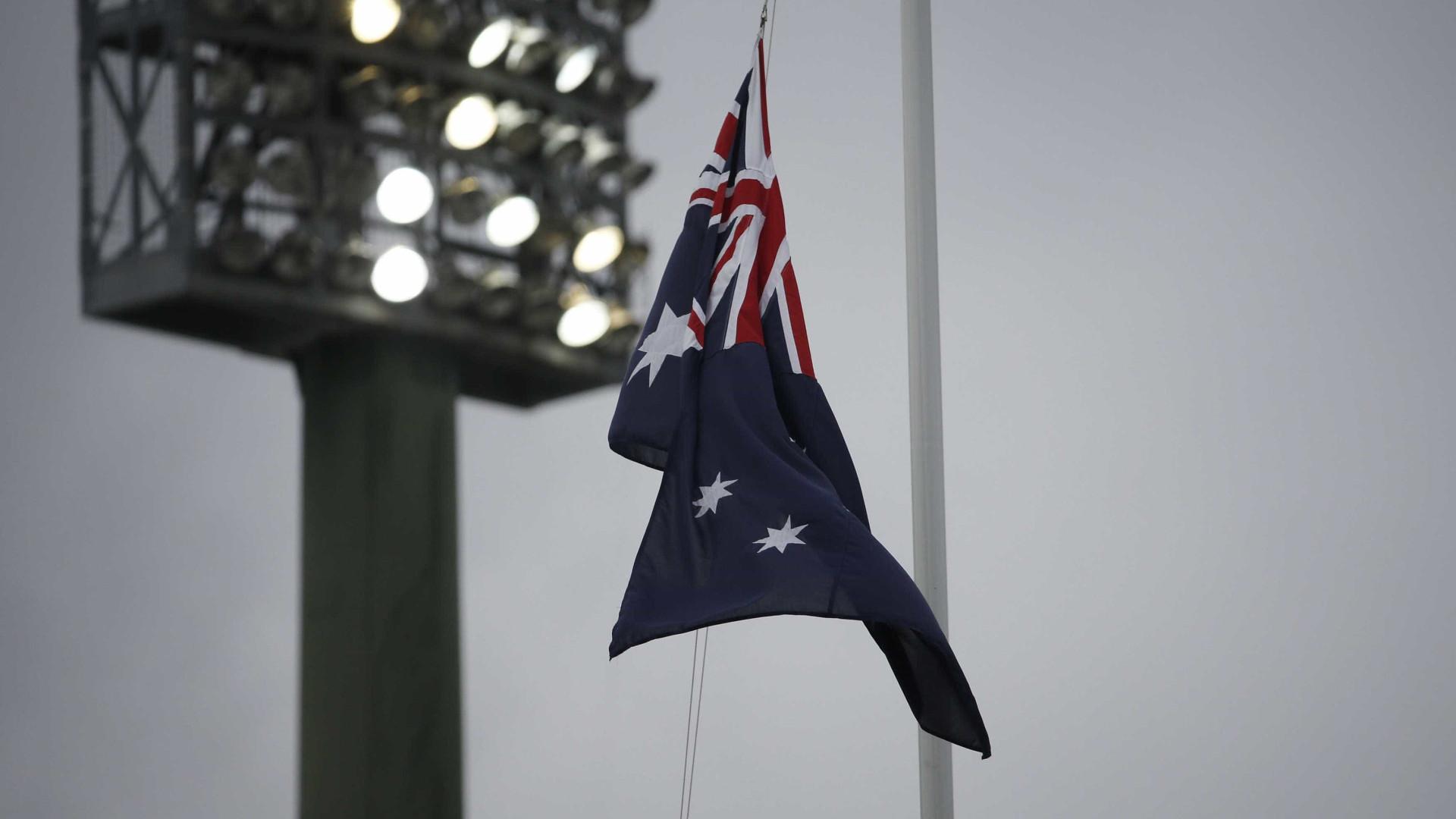 Austrália promete respeitar lei internacional face a críticas da China