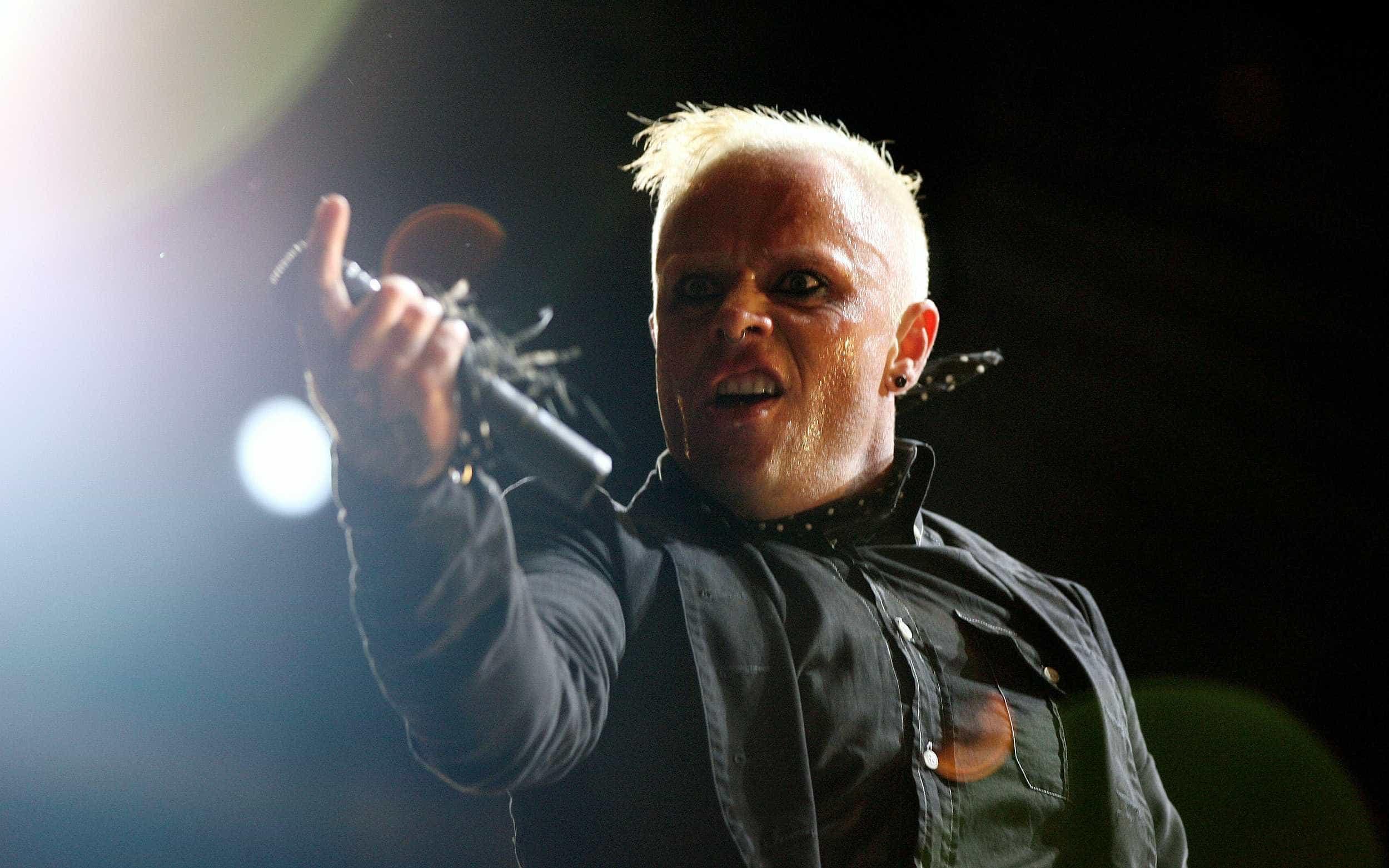 Morreu Keith Flint, vocalista dos Prodigy. Tinha 49 anos