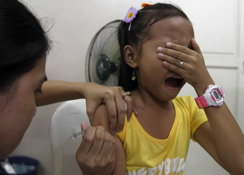Itália proíbe crianças que não foram vacinadas de irem à escola