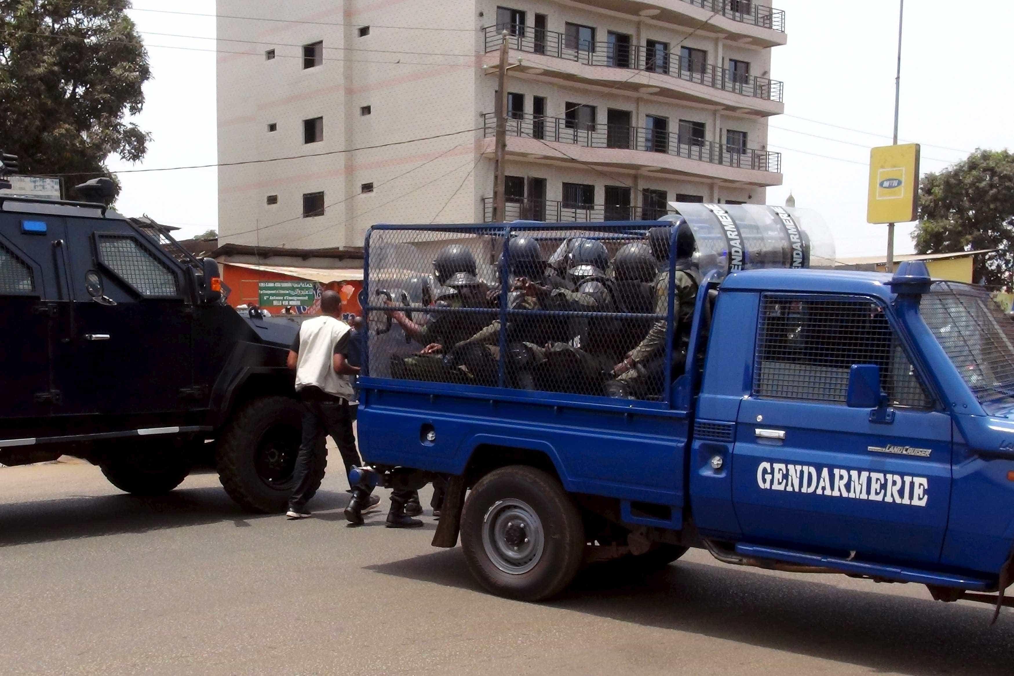 HRW quer equipa especial para investigar abusos na Guiné-Conacri em 2018