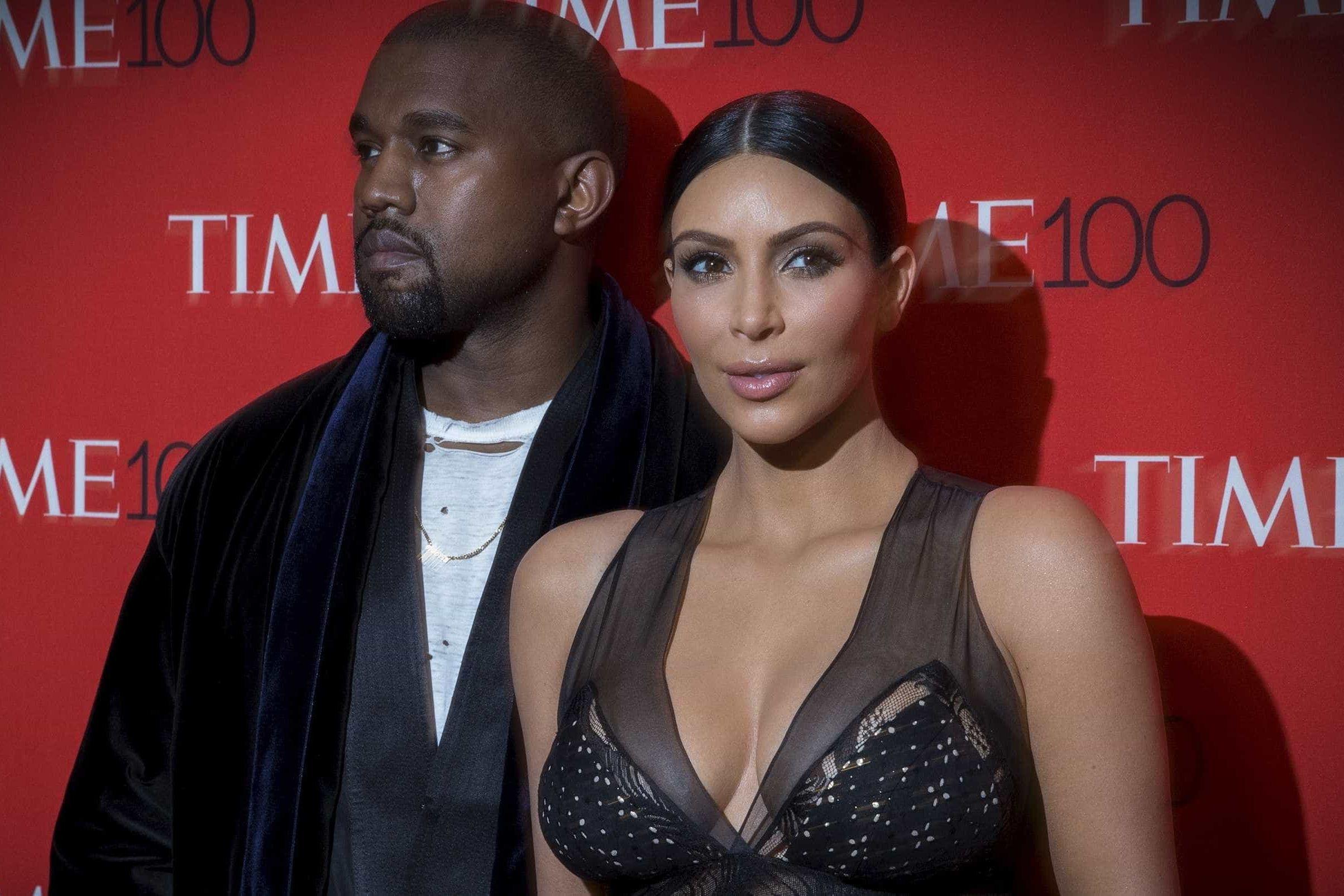 Kim Kardashian e Kanye West interessados em nova casa de férias