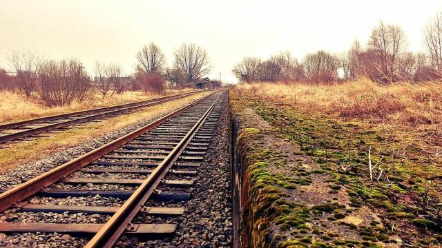 Linha da Beira Alta cortada após colisão entre comboio e viatura ligeira