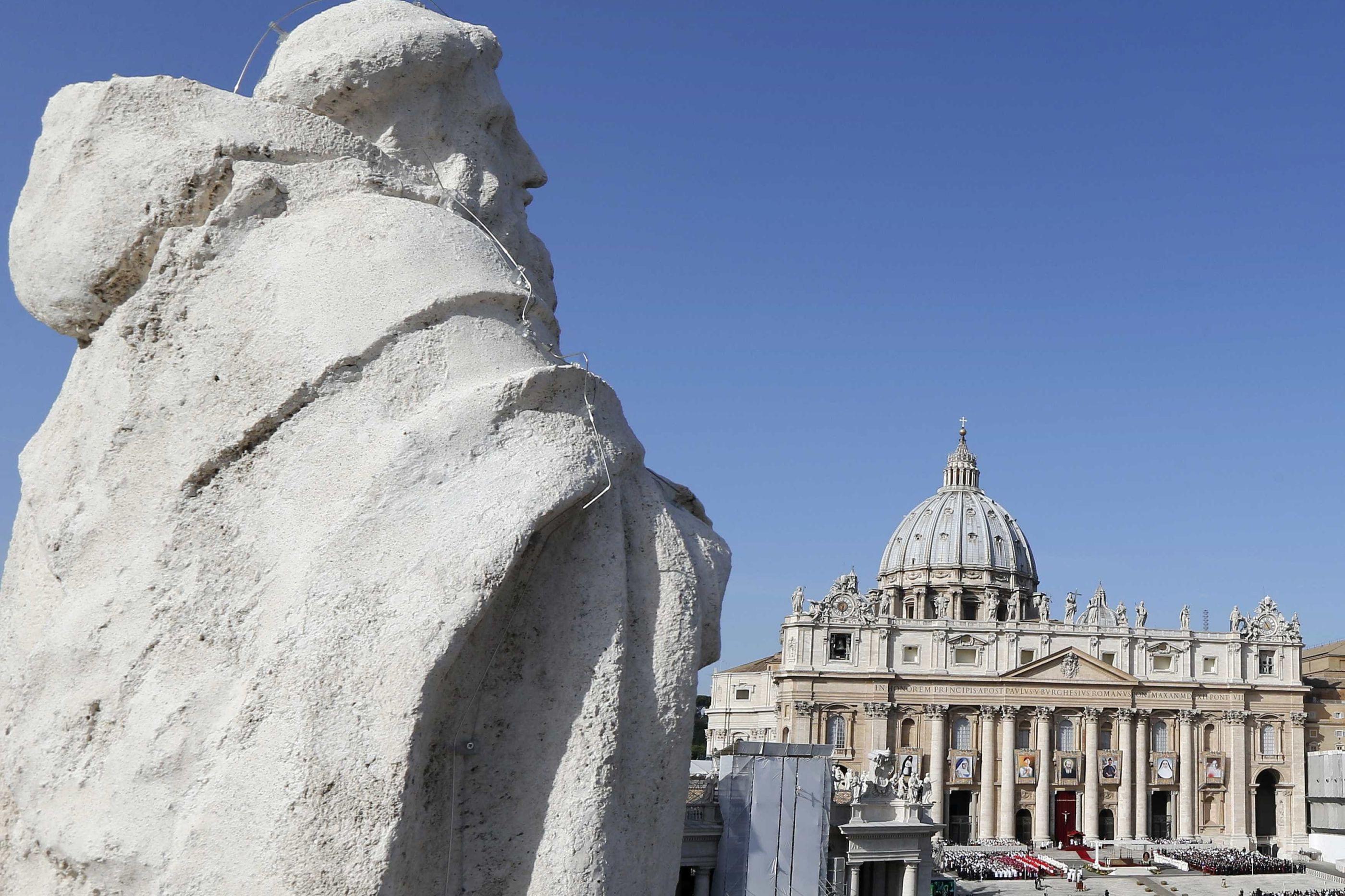 Vaticano tem uma das comunidades homossexuais mais elevadas do mundo
