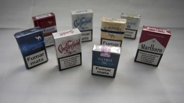 A partir de maio, isto vai mudar nos maços de tabaco