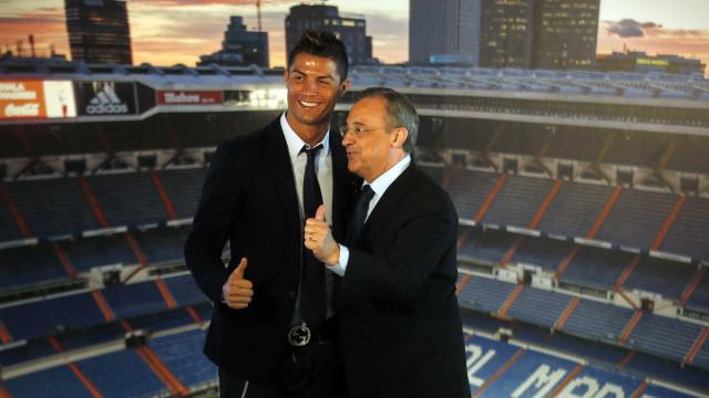 Ronaldo convencido de que o Real Madrid está a tentar boicotá-lo