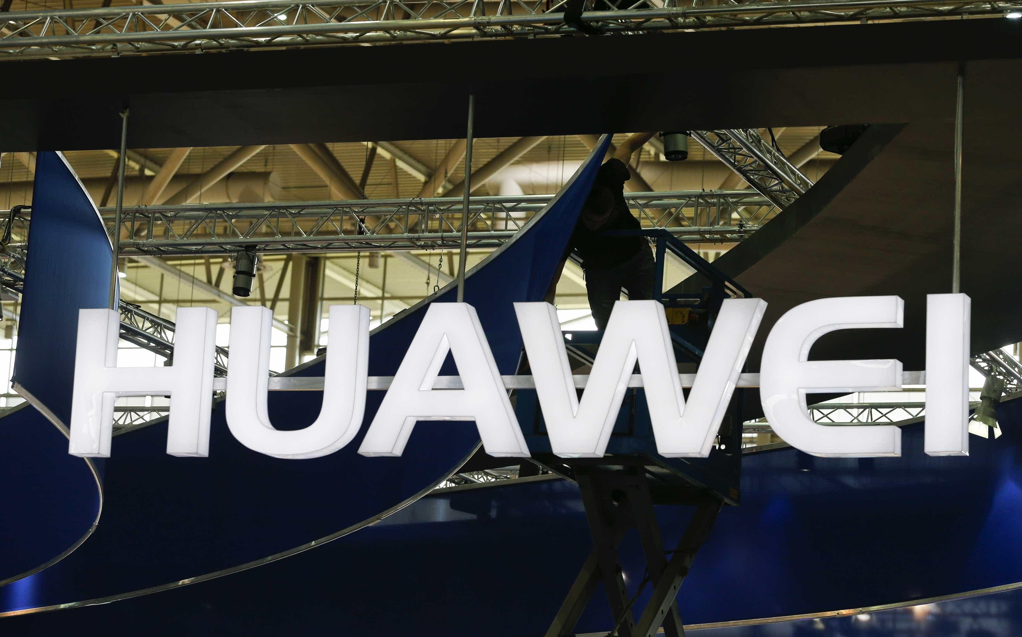 """5G: Huawei reconhece que tecnologia é """"um tópico quente"""" na Europa"""