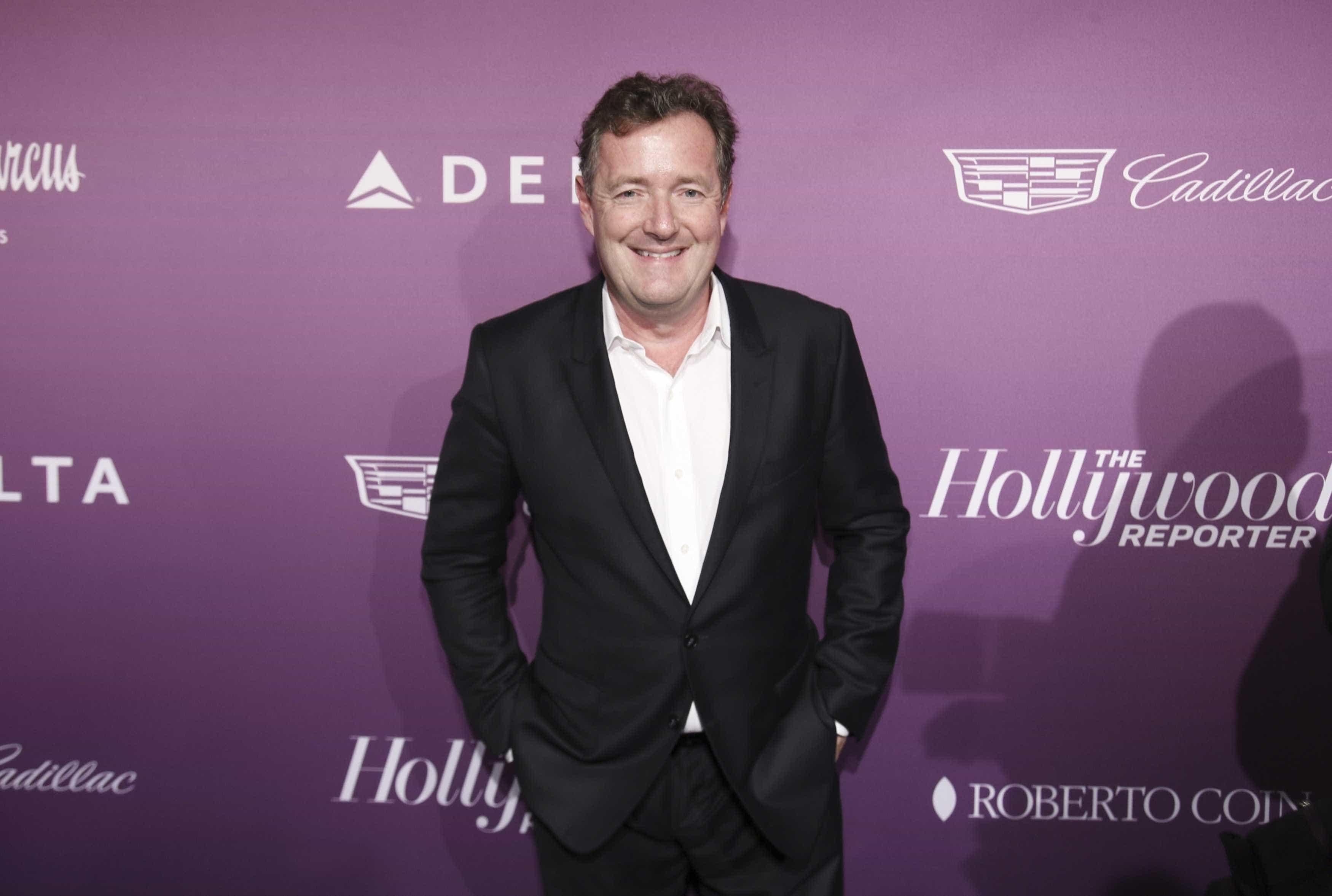 Piers Morgan descredibiliza título de multimilionária a Kylie Jenner