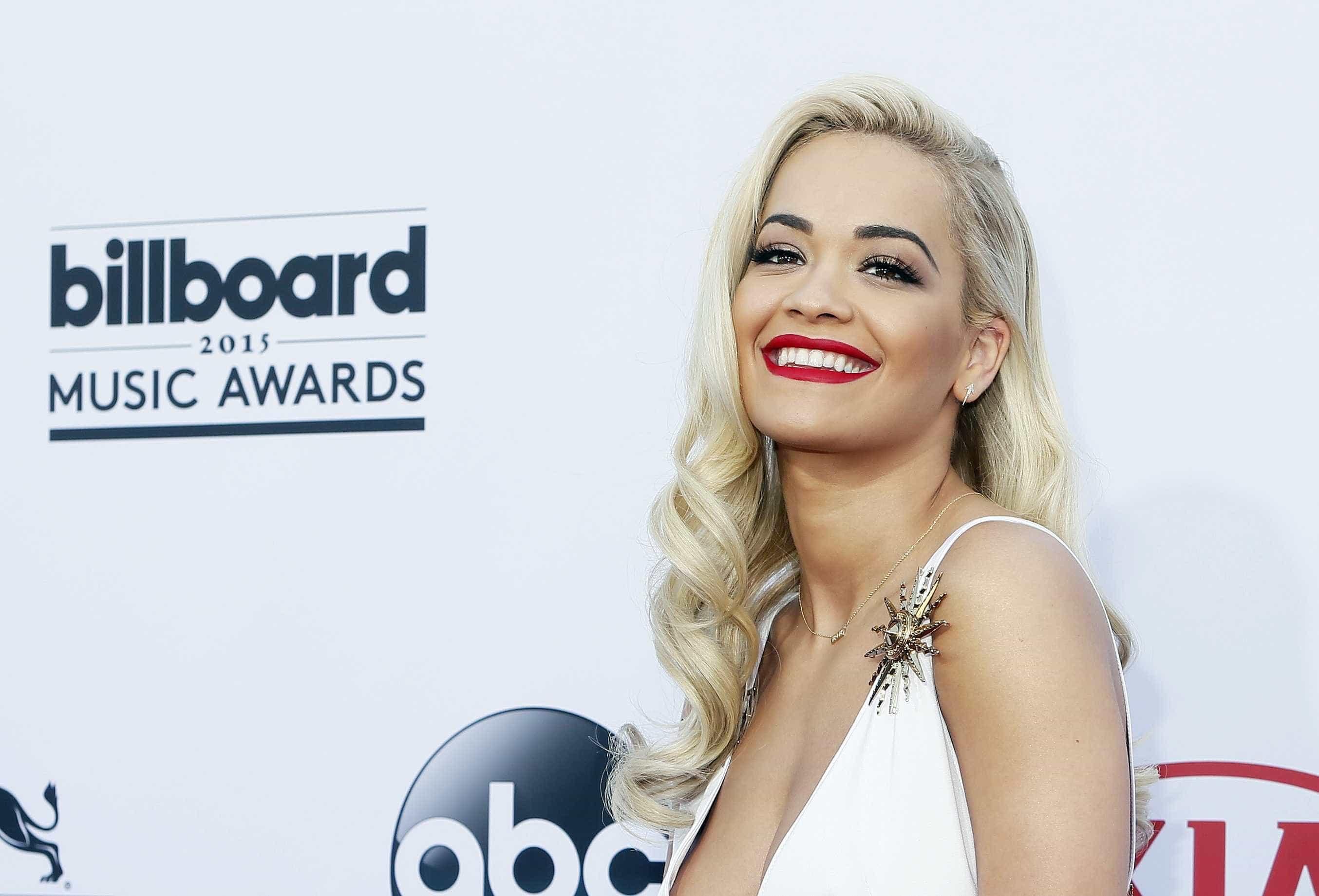 Rita Ora estará a namorar com estrela de reality shows