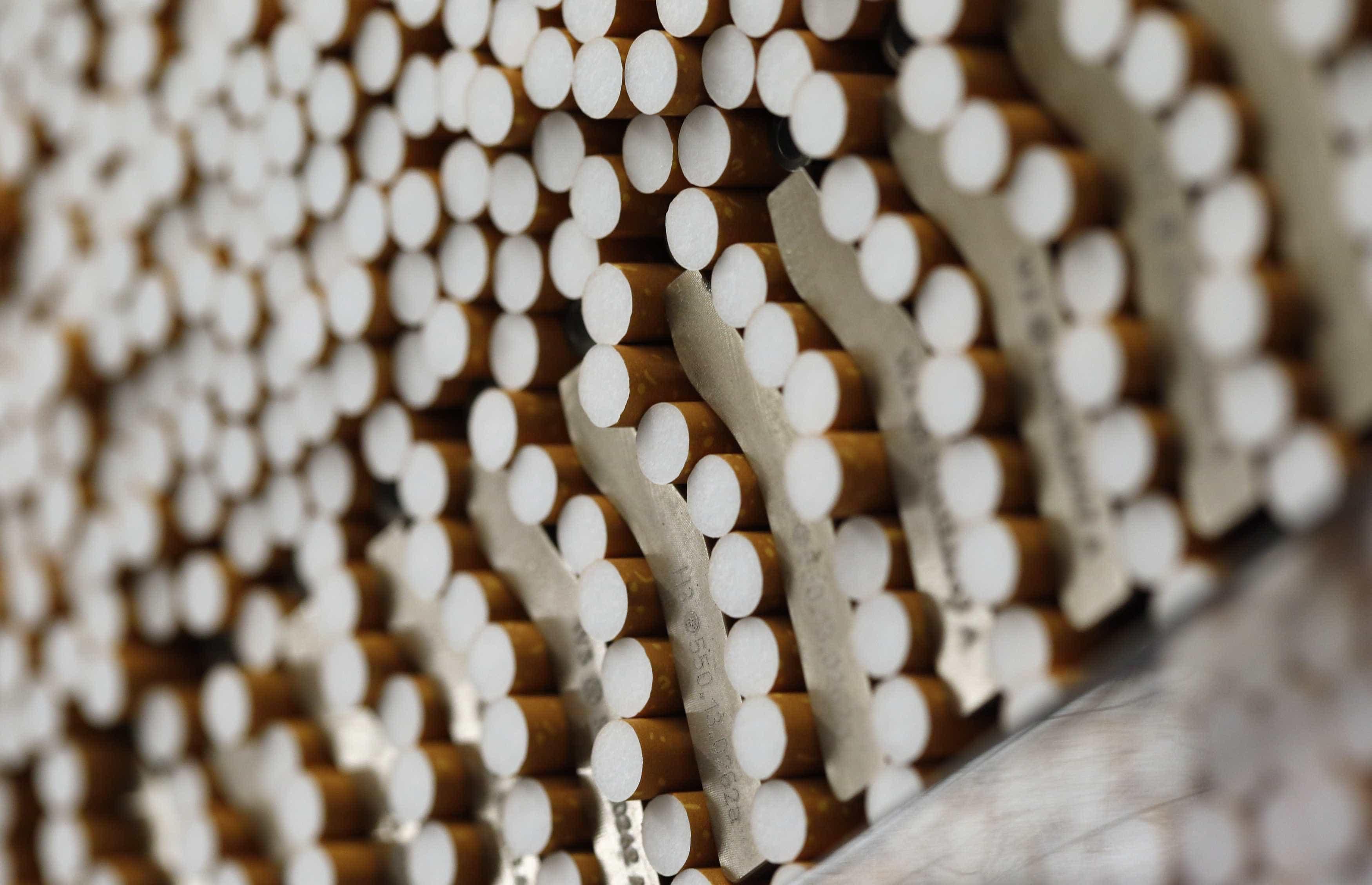 Casa da Moeda vai ser o emissor dos códigos dos produtos do tabaco