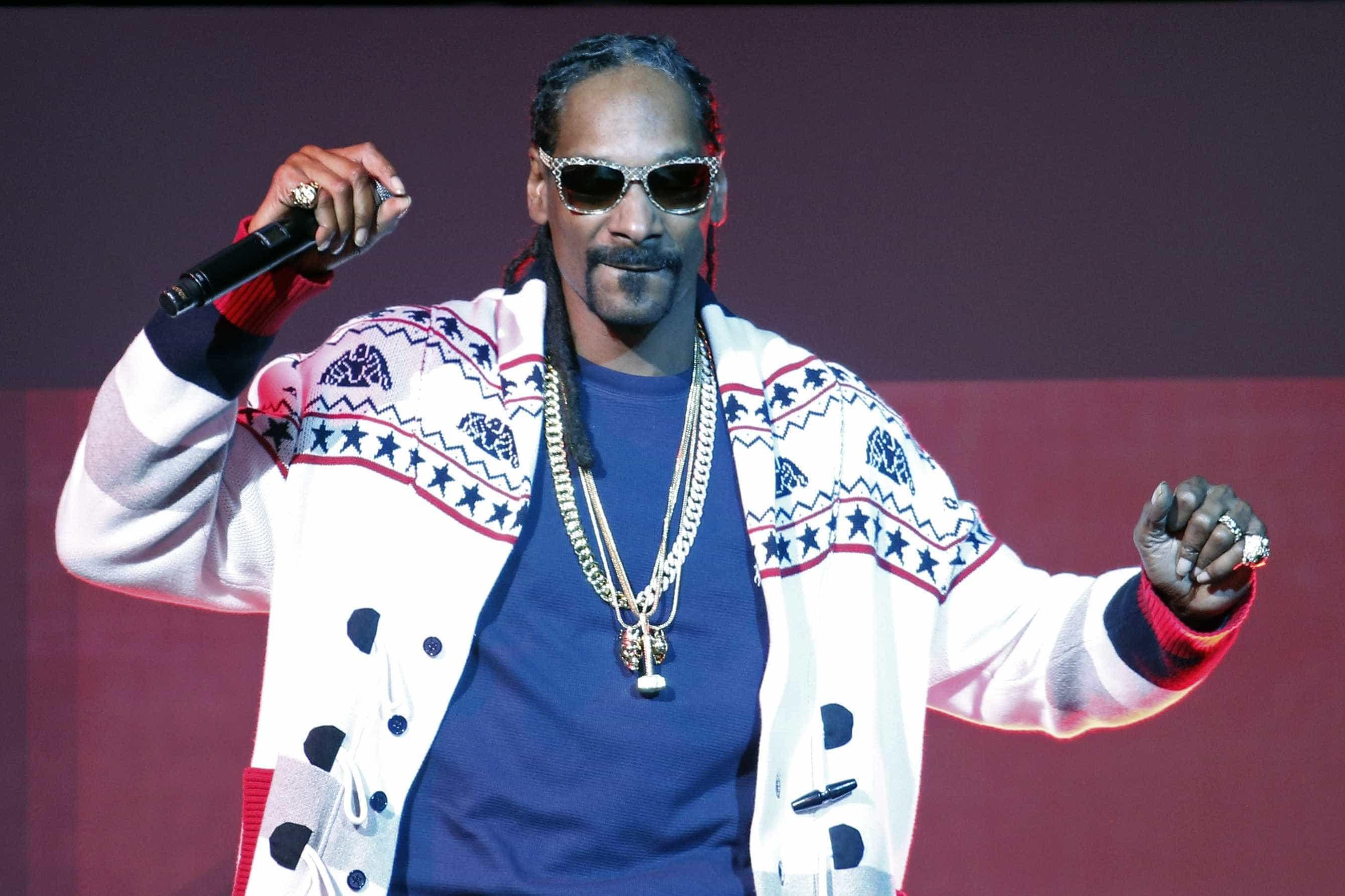 Snoop Dogg fundou torneio de eSports