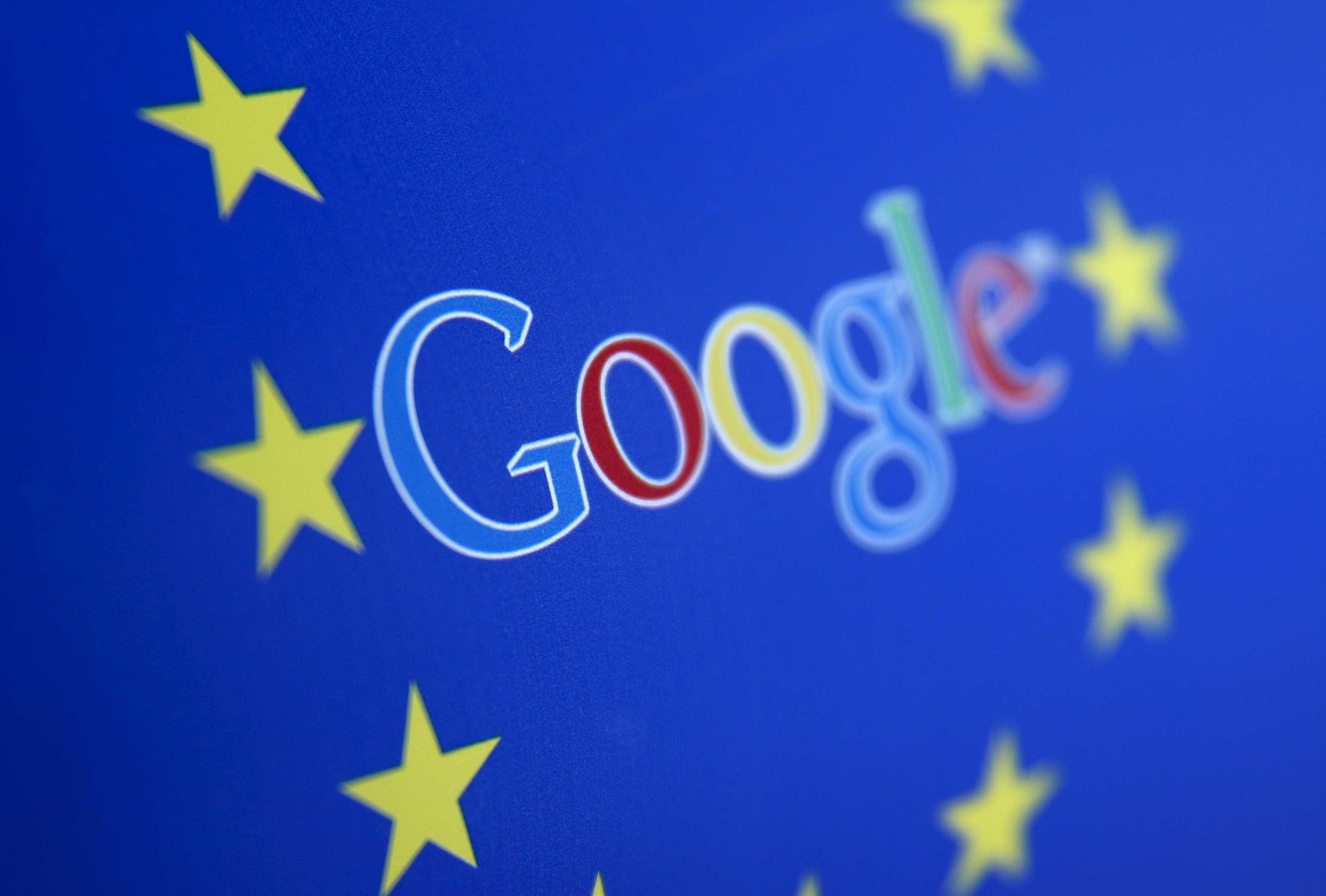Google multada novamente. Desta vez foram 1,49 mil milhões de euros