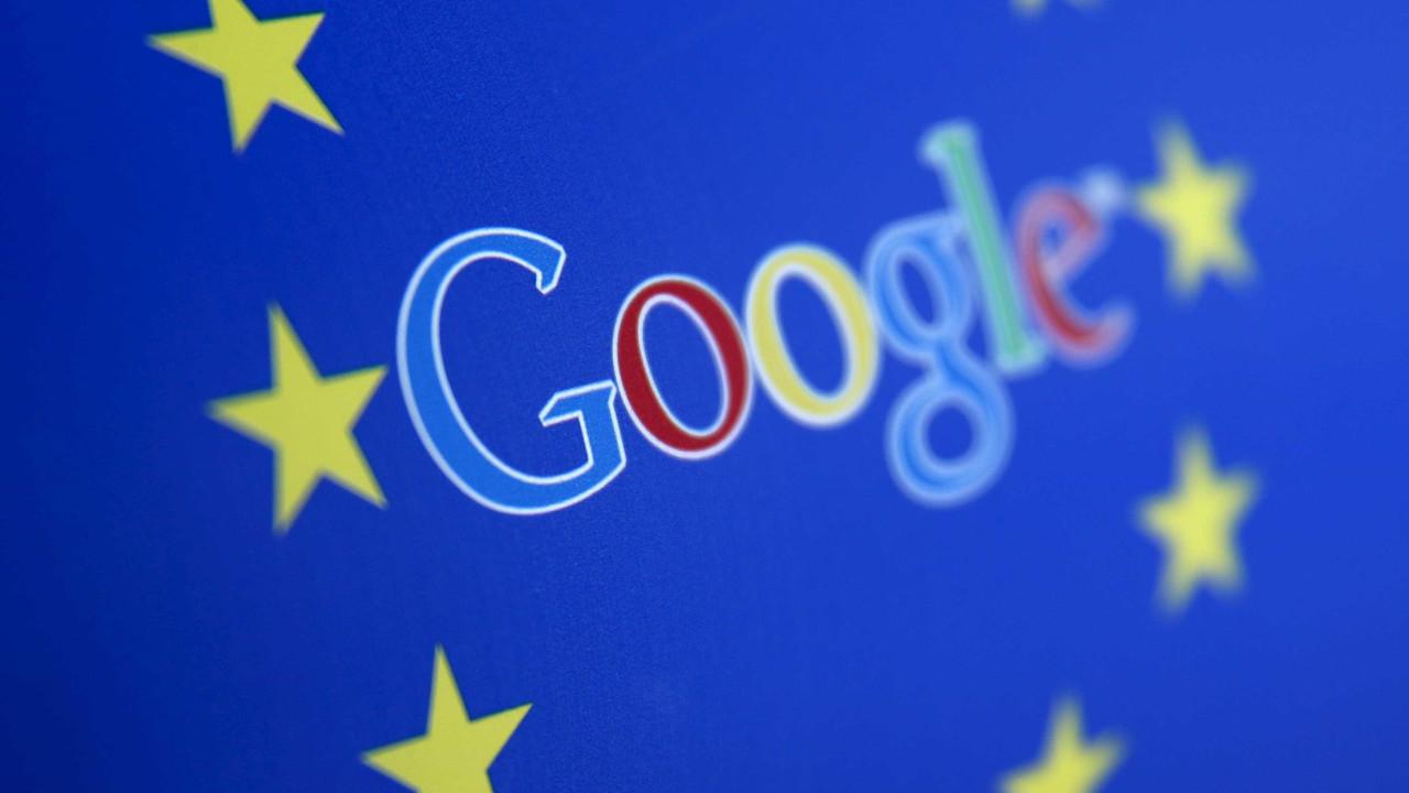 Resultado de imagem para Google volta a ser multada. Desta vez em 1,49 mil milhões de euros