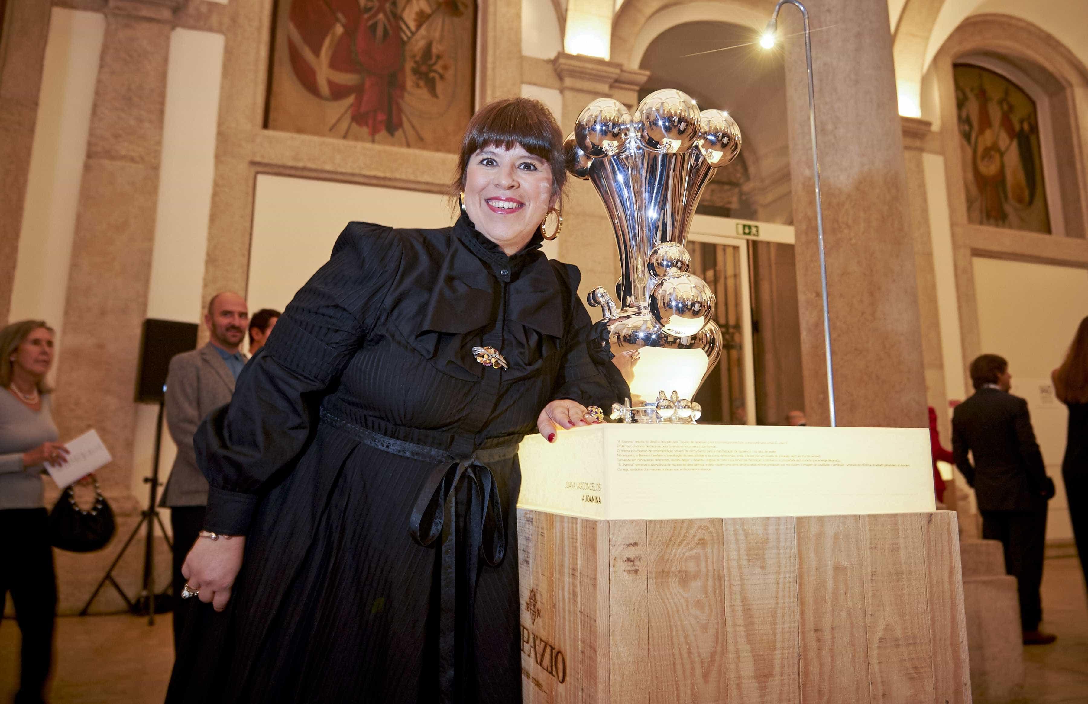 Exposição de Joana Vasconcelos em Bilbau foi a 13.ª mais vista em 2018