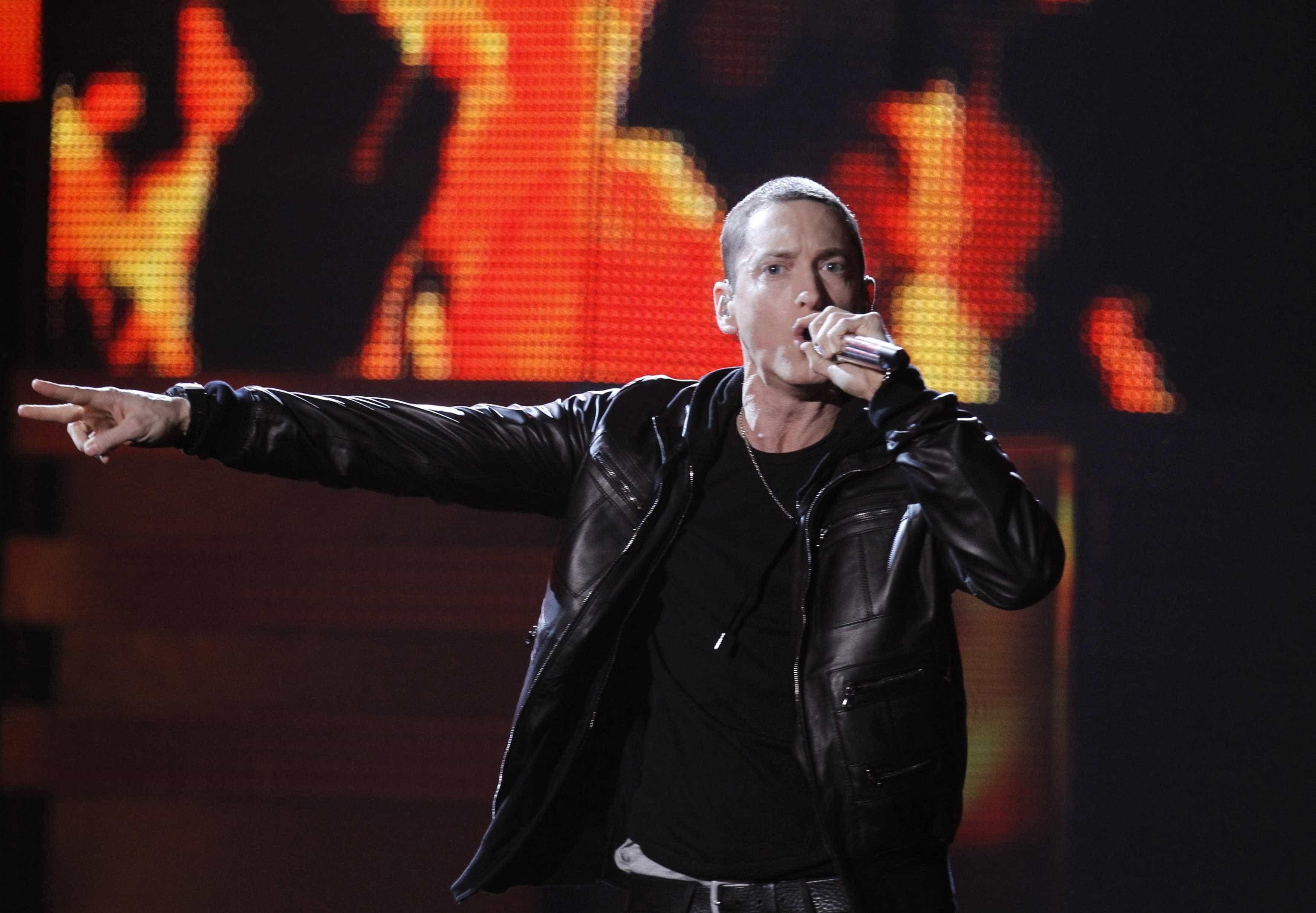 Eminem ainda não ultrapassou o cancelamento de 'The Punisher'