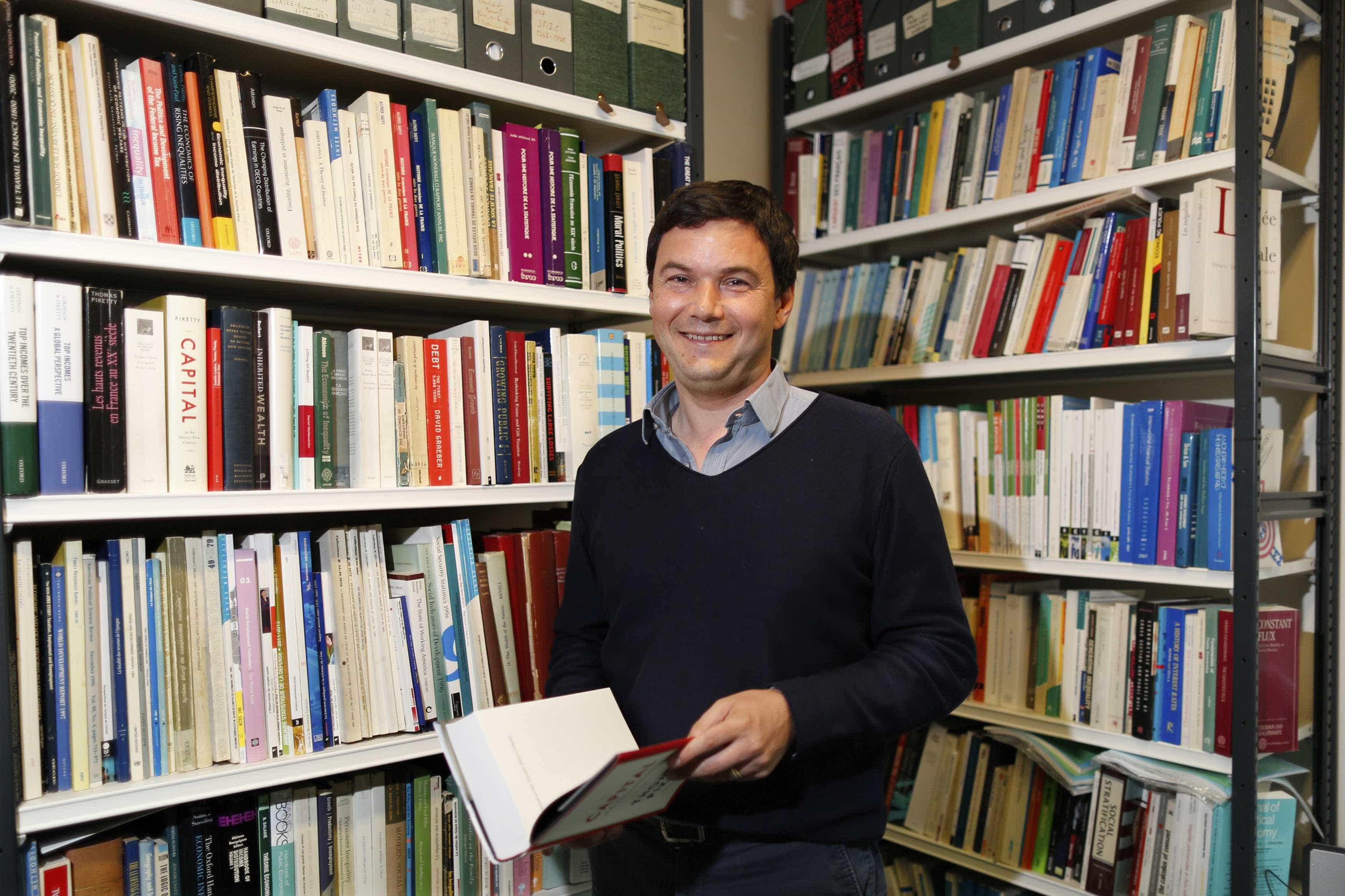 Piketty propõe taxar multinacionais e fortunas para uma Europa mais justa