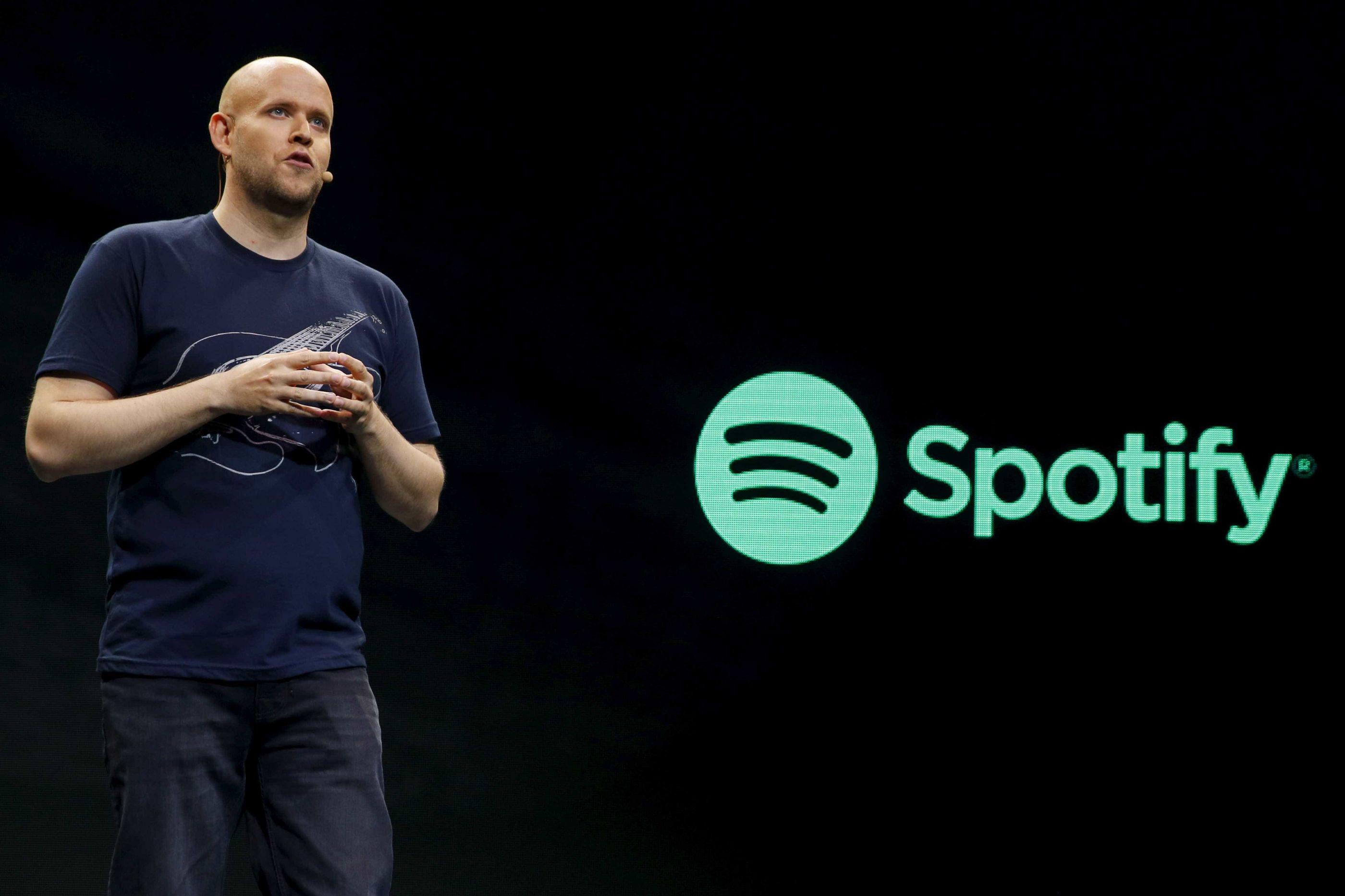 Nova regra do Spotify pode levar à suspensão de contas