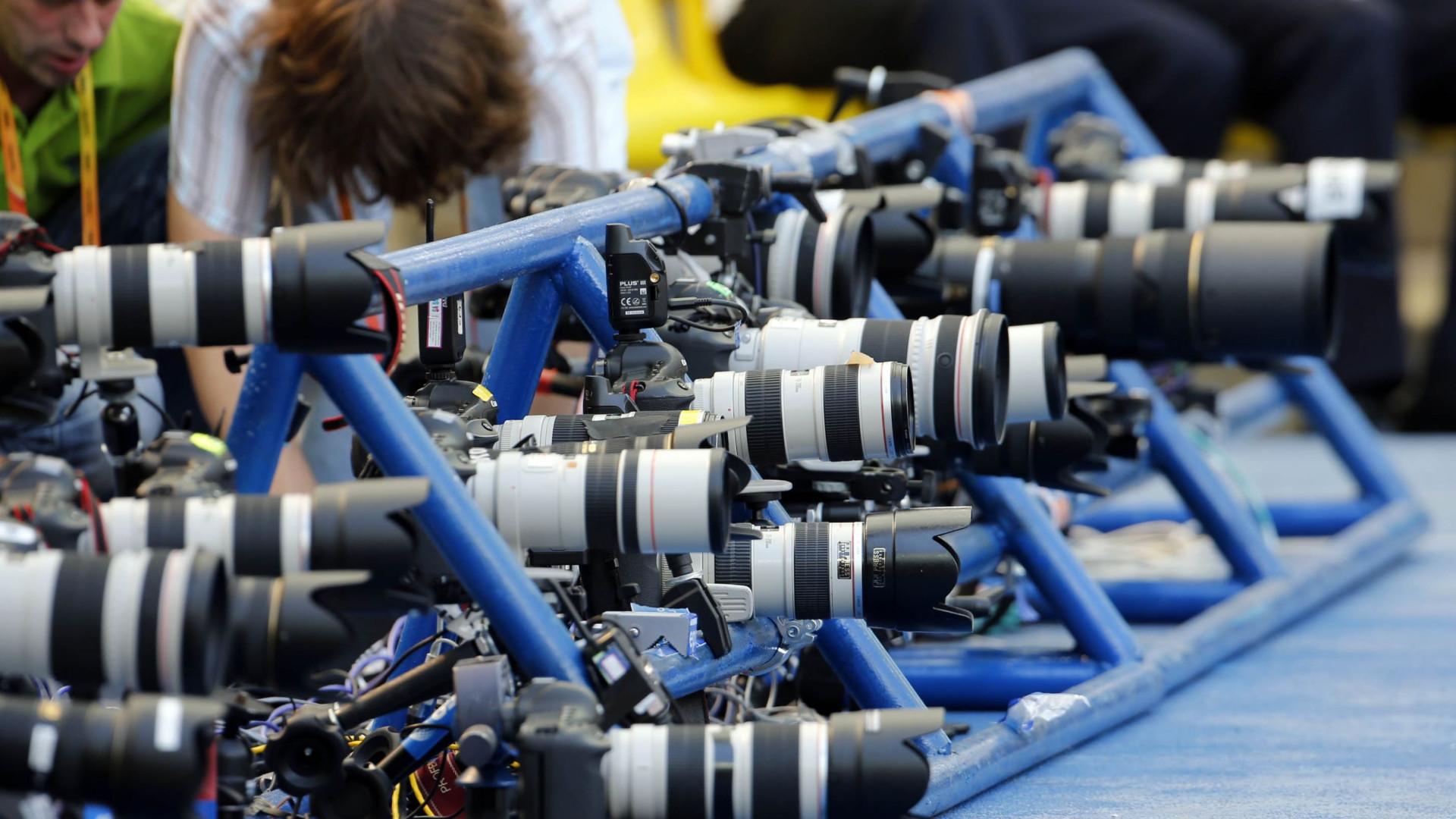 """Pandemia foi """"prova de fogo"""" para o fotojornalismo"""