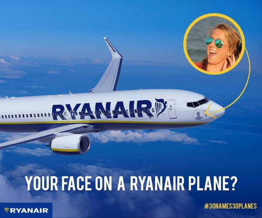 Ryanair lança promoção de Halloween. Preços começam nos 5,99 euros