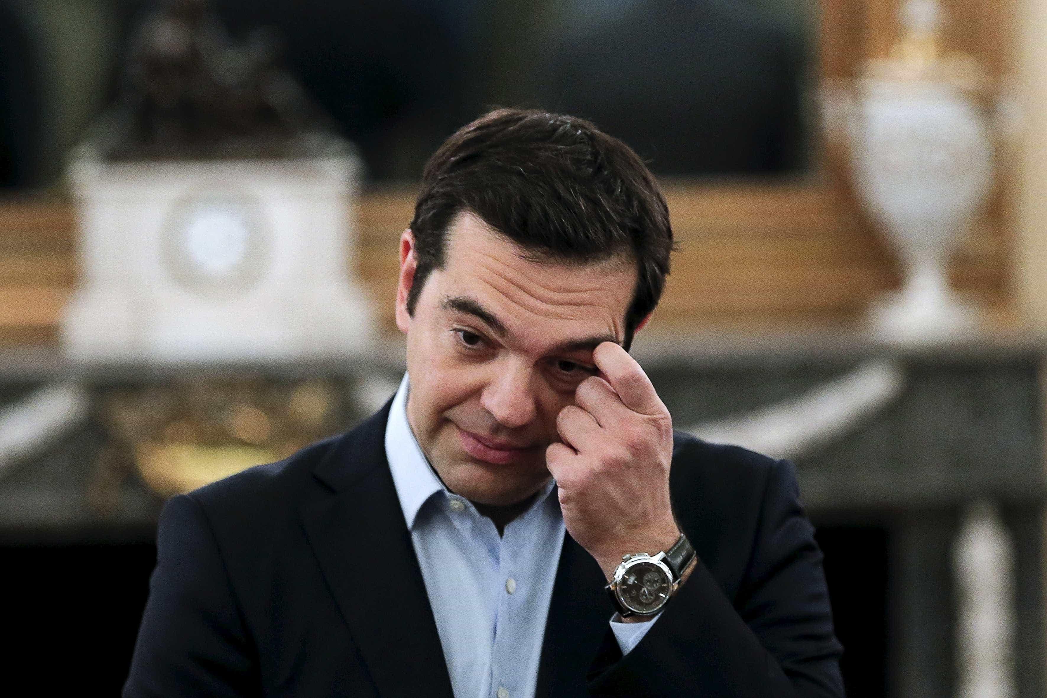 Grécia quer formar frente progressista europeia com Espanha e Portugal