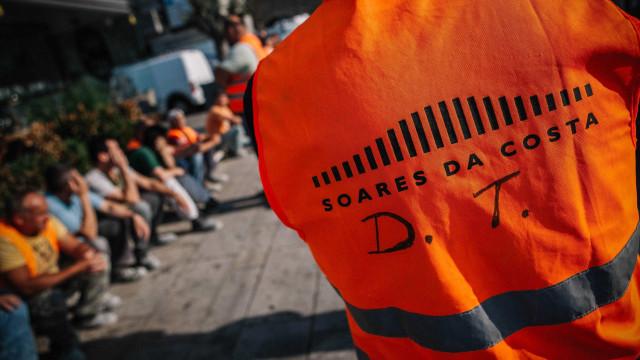 """Soares da Costa reafirma querer """"honrar compromissos"""" com trabalhadores"""