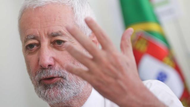 """Sampaio da Nóvoa alerta para risco de """"dissolução das sociedades"""""""