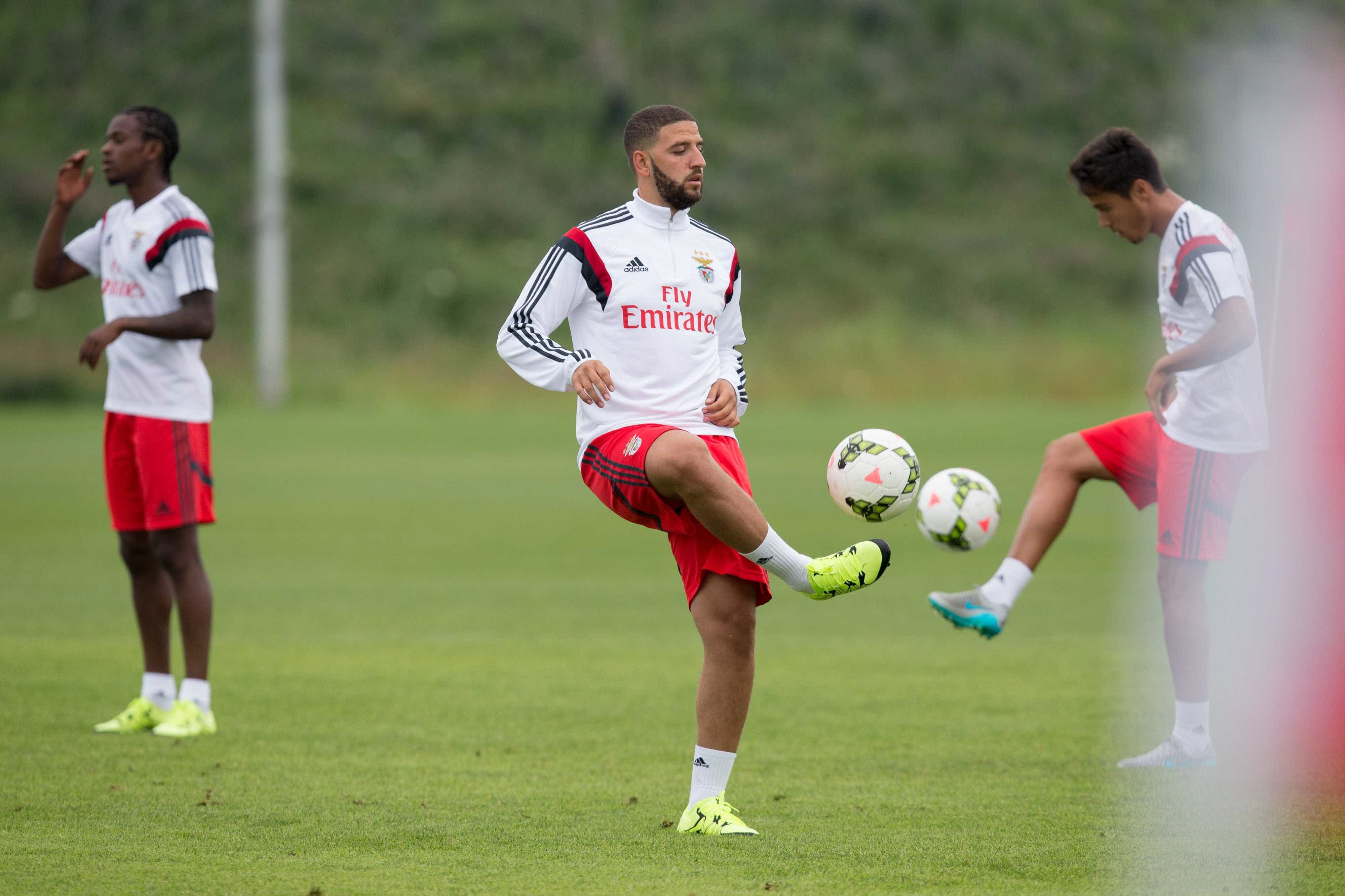 Bruno Lage promove uma grande surpresa no treino do Benfica
