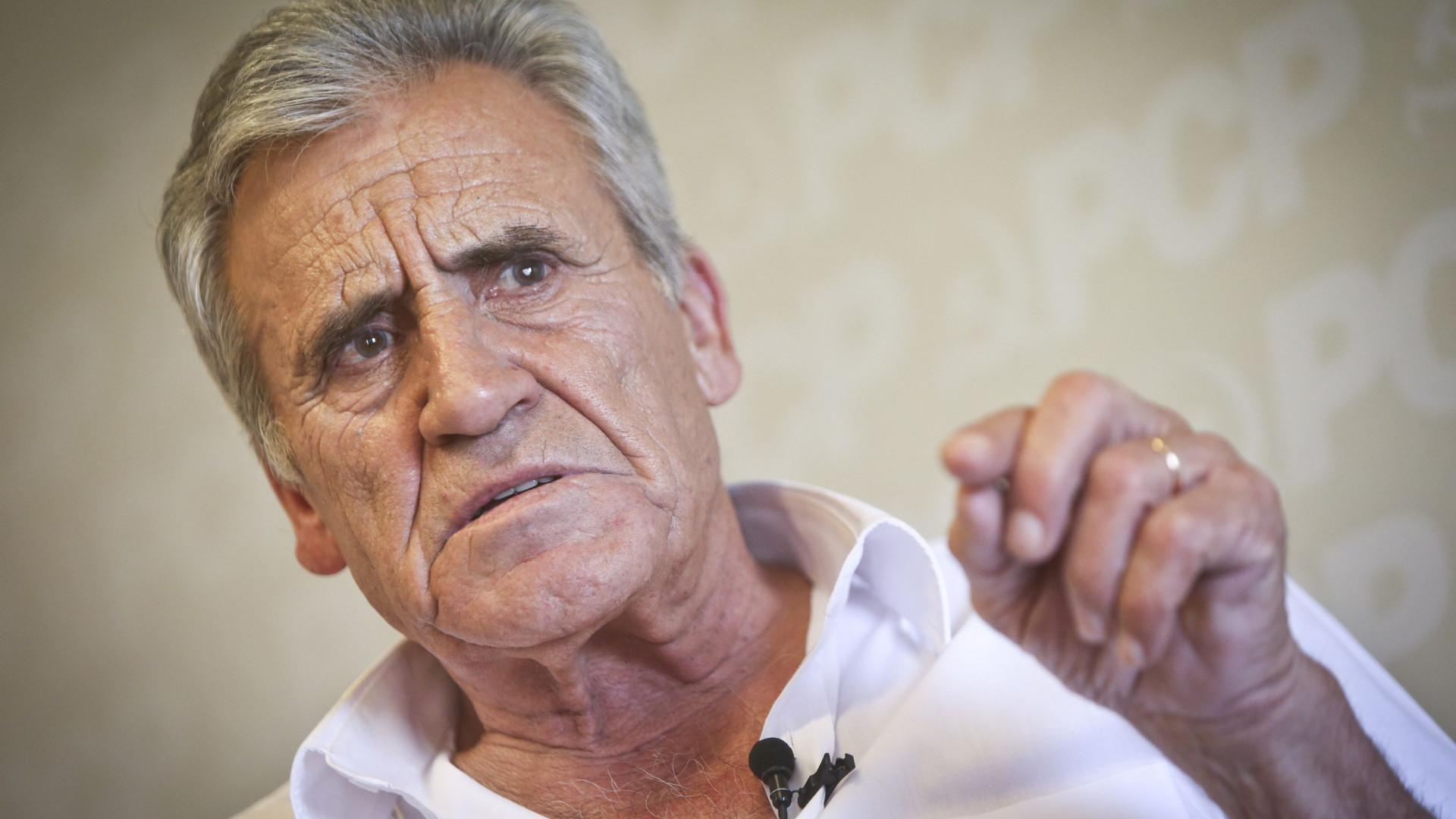 """Jerónimo diz que conquista de Guimarães só é possível """"milho a milho"""""""