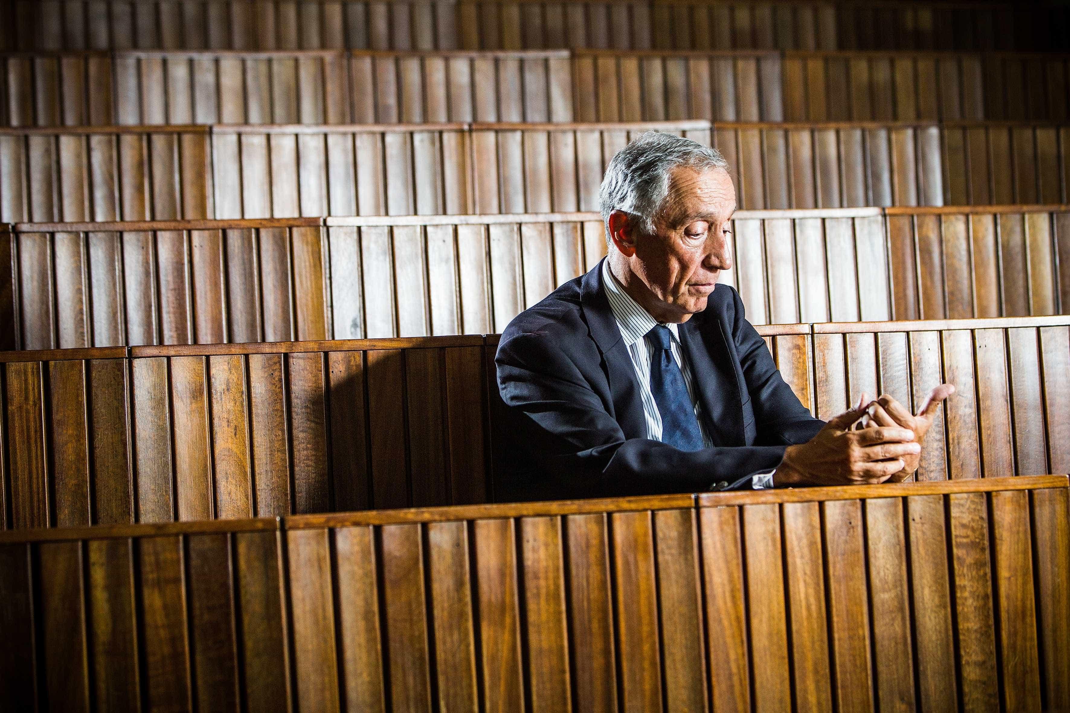 Marcelo pede que se pese direito à greve e custo sofrido pelos cidadãos