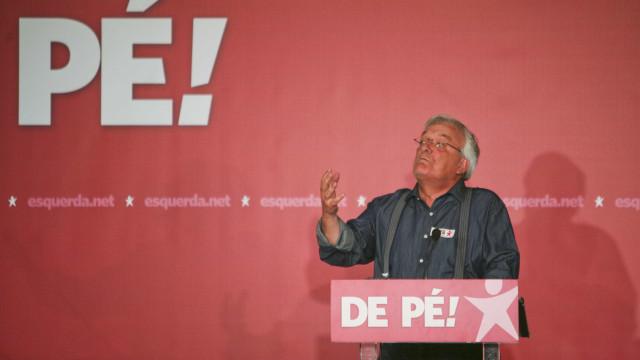 """""""Bloco mudou panorama político e os equilíbrios à esquerda"""""""