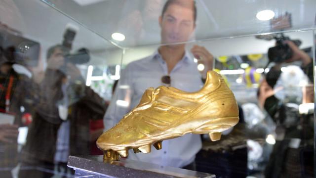 Top-10: Messi lidera Bota de Ouro, mas nem por isso é o mais eficaz