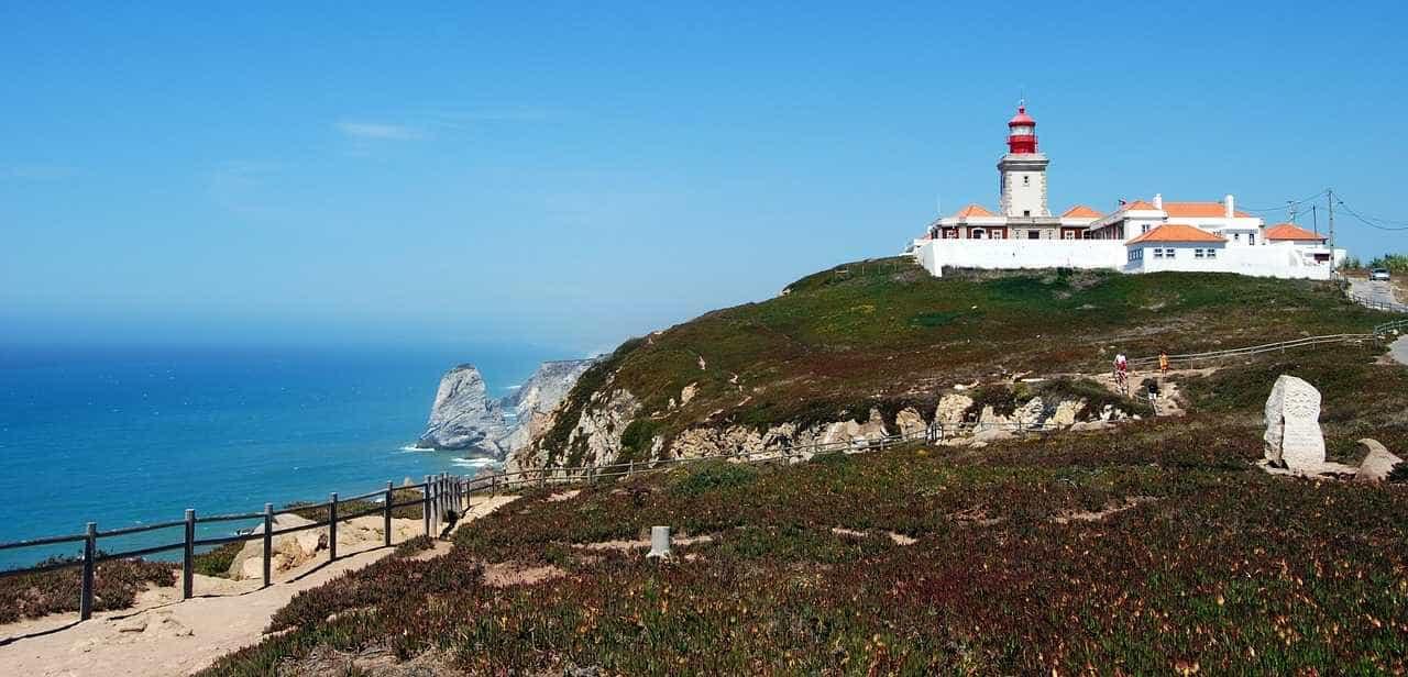 Uma pessoa morreu em queda no Cabo da Roca, em Sintra