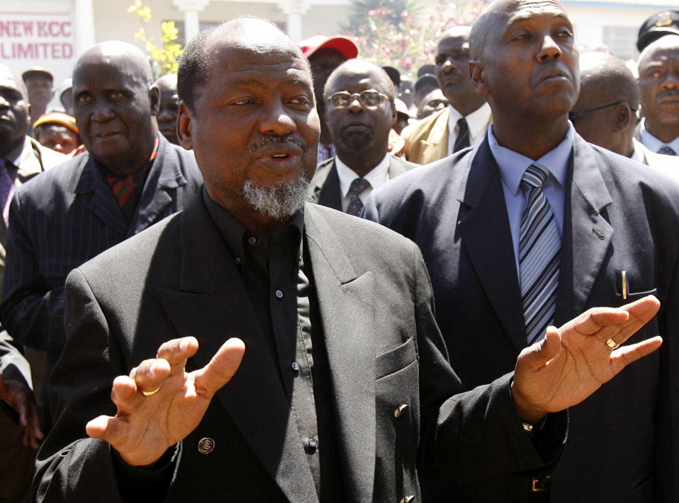 Ex-Presidente de Moçambique pede solidariedade a países ricos