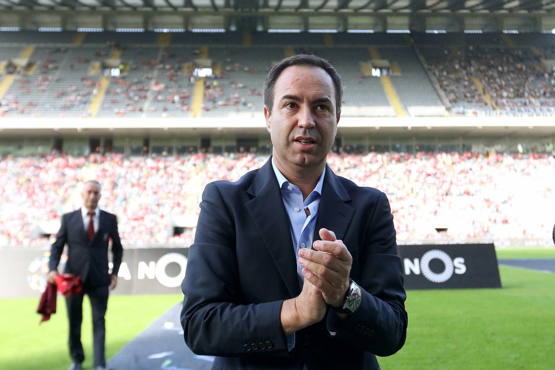 "Sp. Braga 'ataca': ""Sport TV iludiu telespectadores e elementos do VAR"""