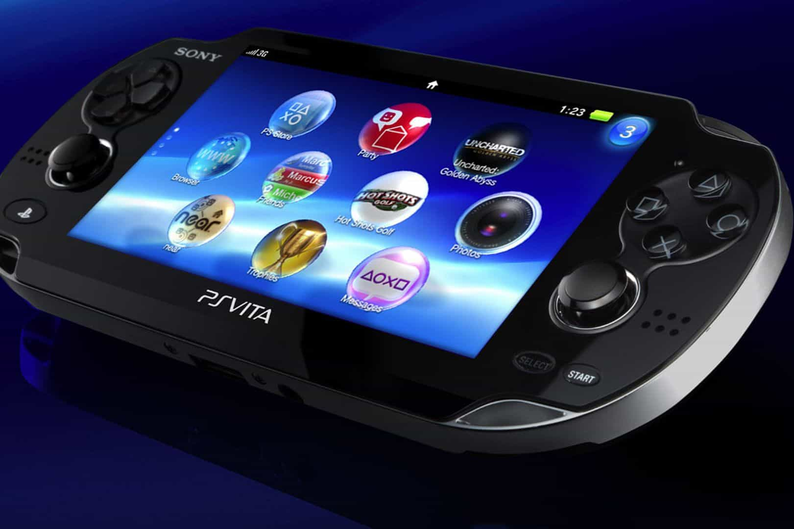 Oficial. PlayStation diz 'adeus' à sua consola portátil
