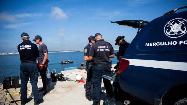 Polícia Marítima promoveu agente que morreu em operação de salvamento