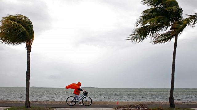 Dez distritos do continente sob aviso amarelo devido ao vento