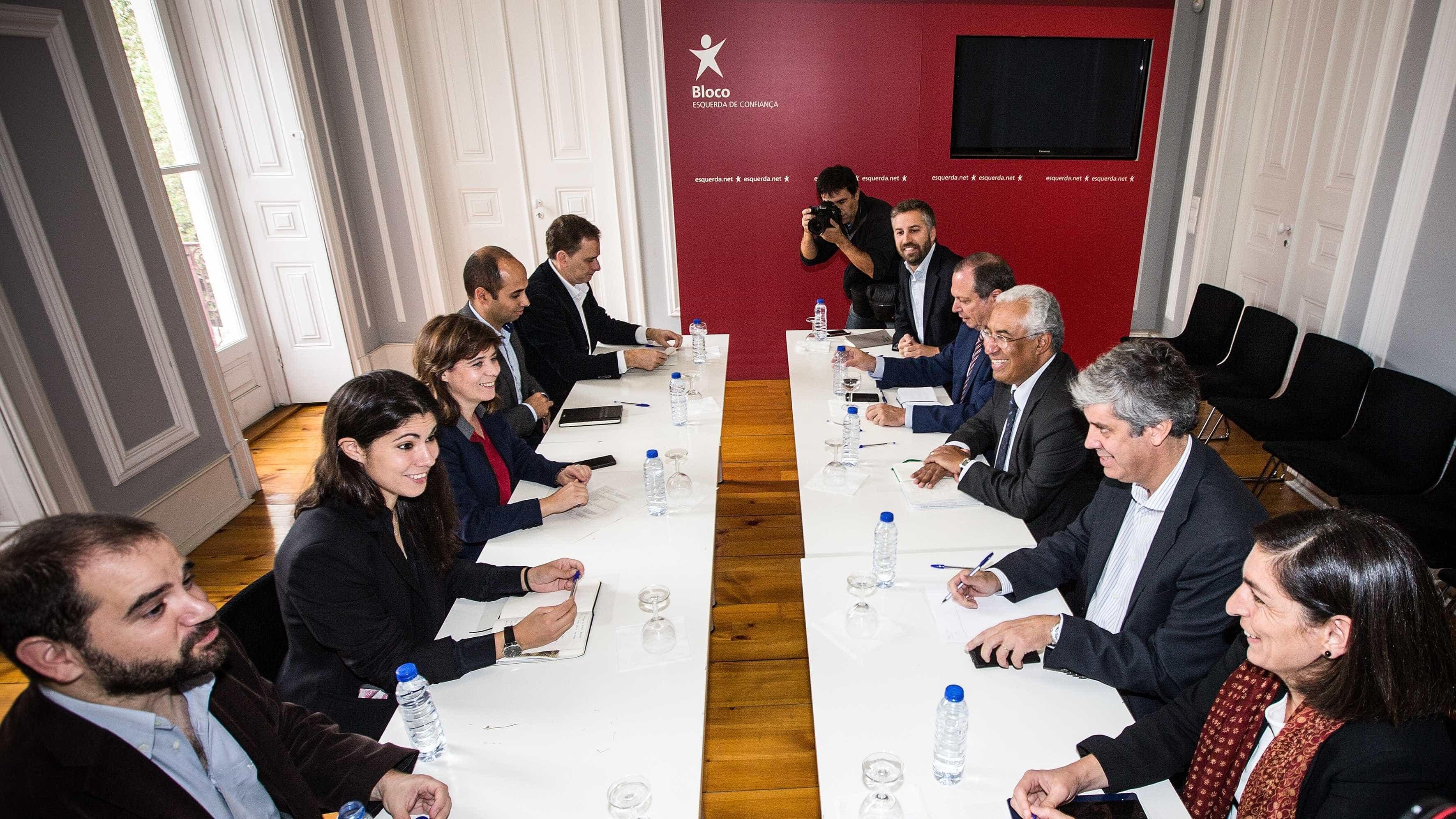 Bloco e Governo fecham acordo sobre longas carreiras contributivas