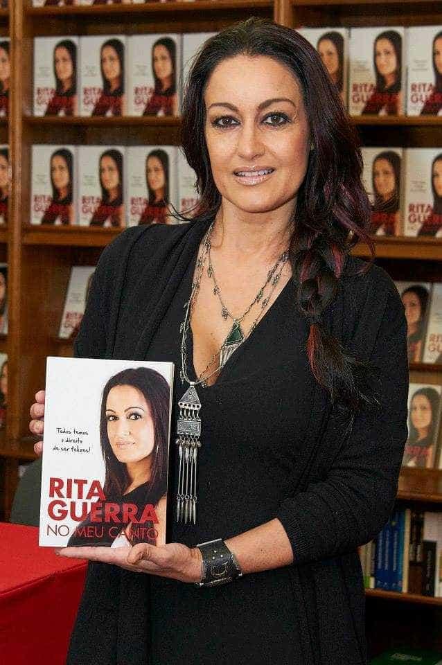 Rita Guerra recorda passado de violência doméstica e depressões