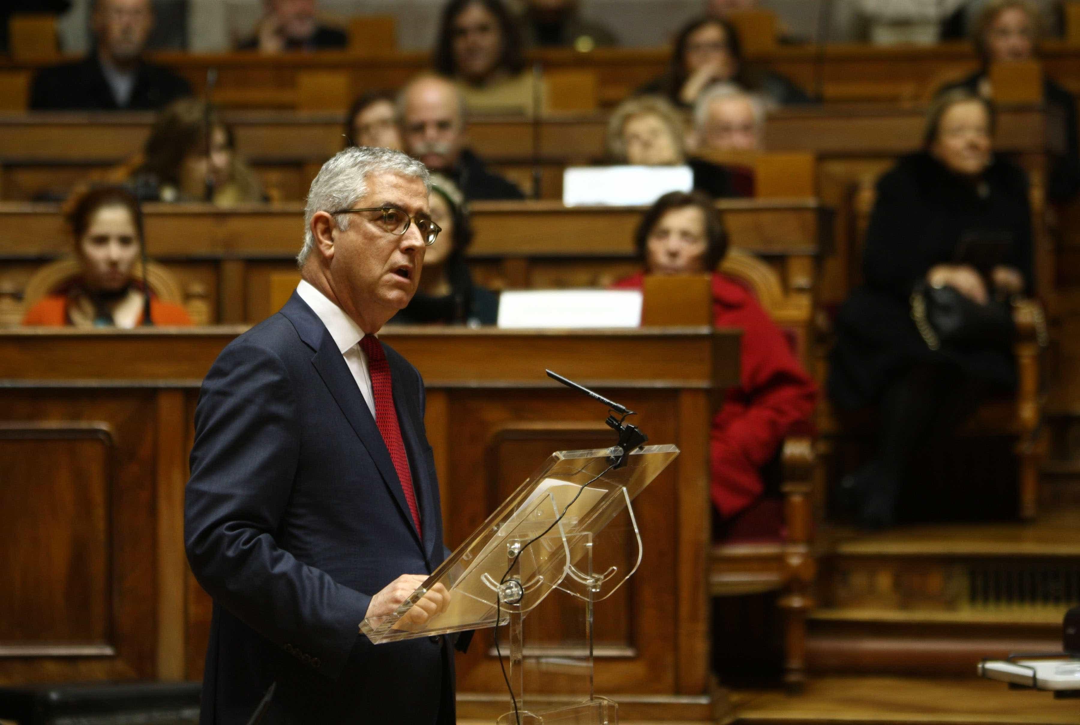 Negrão quer discutir em conferência de líderes queixa contra deputado